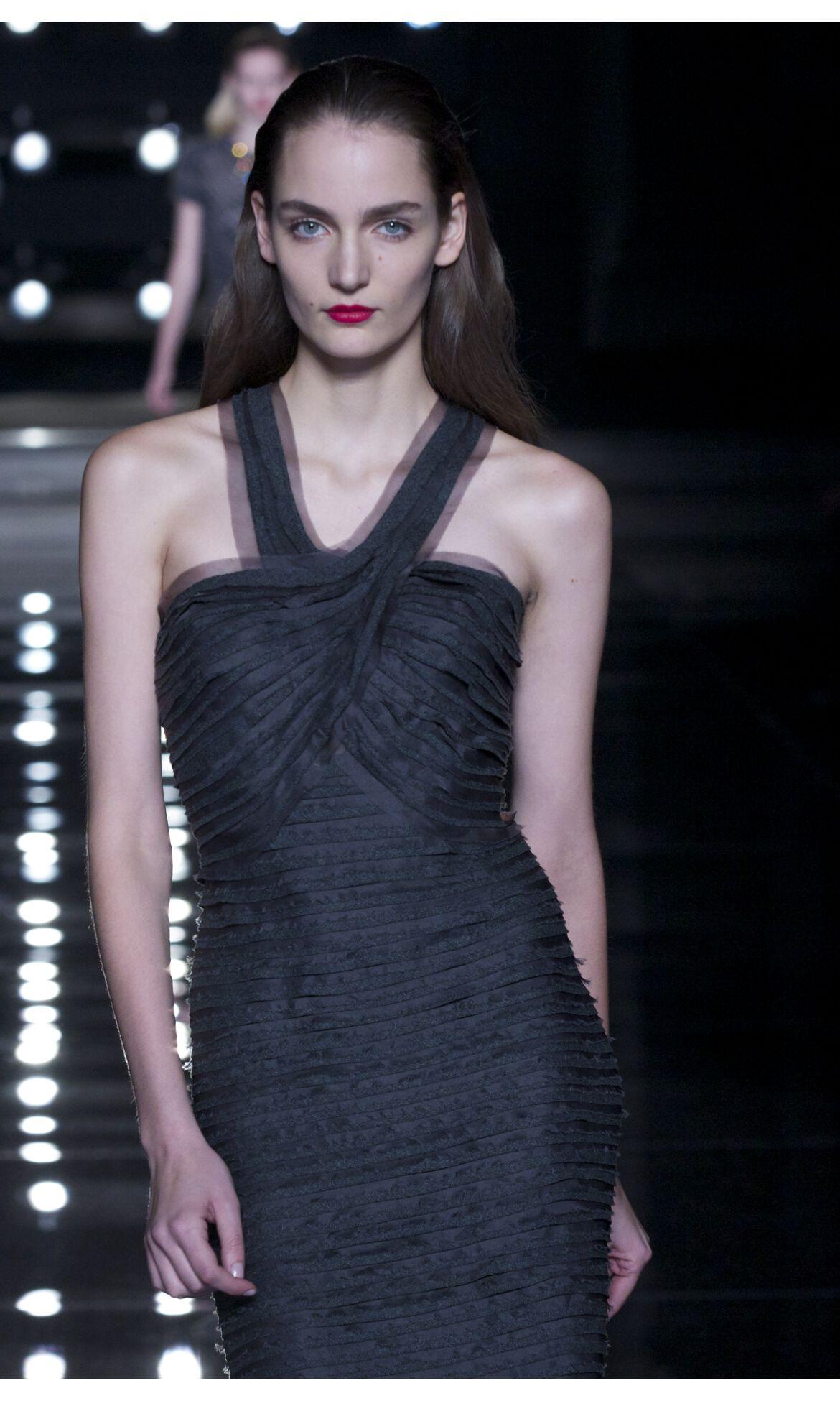 Ermanno Scervino Fall Winter 2013 14 Women Pre Collection Pitti Uomo Fashion Show