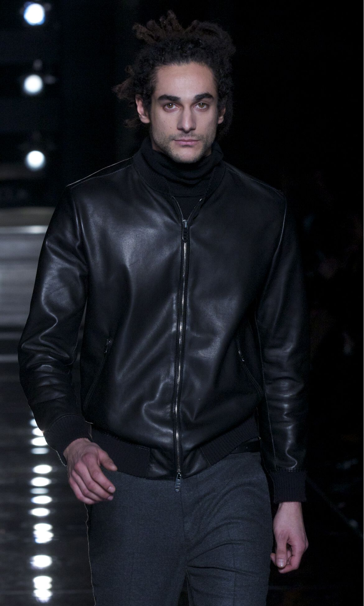 Ermanno Scervino Fashion Man Model