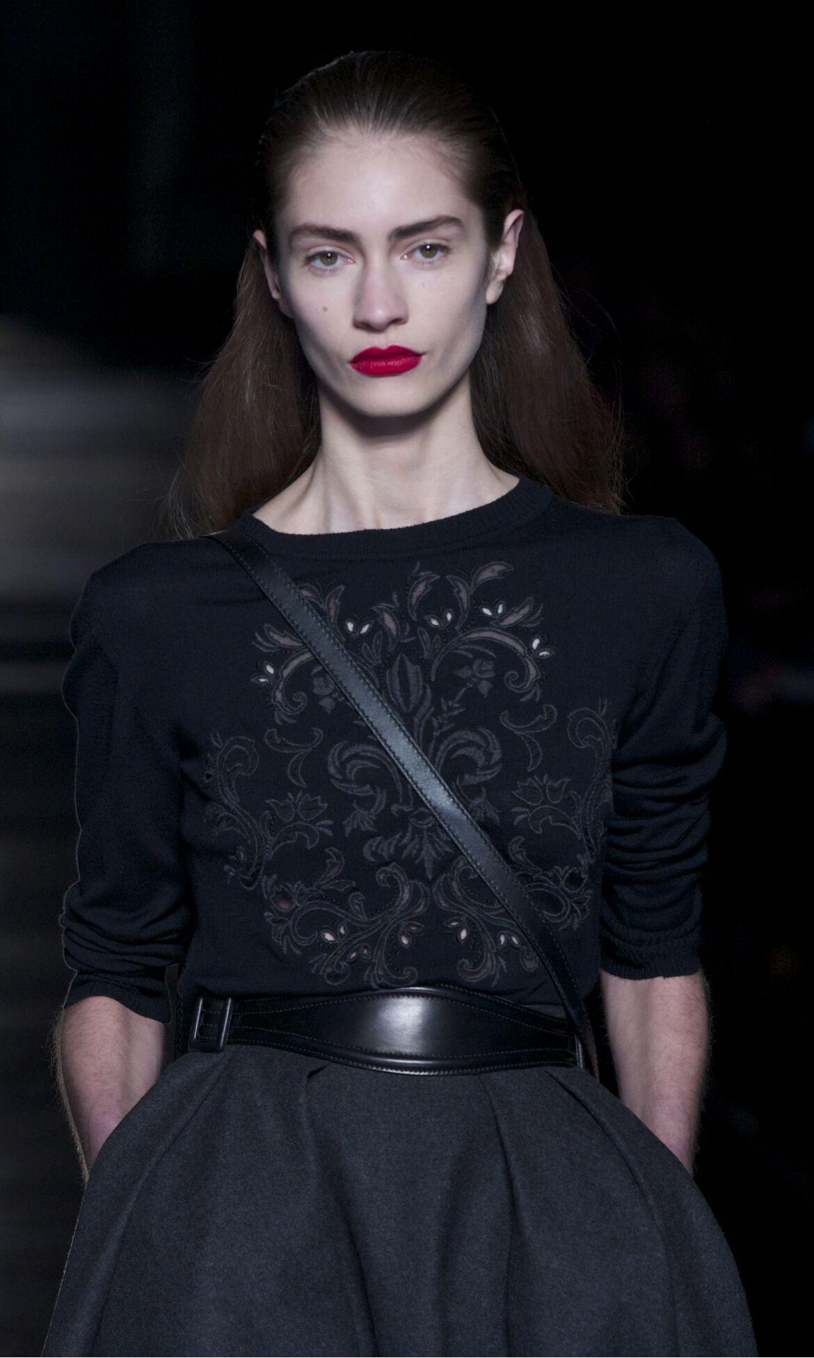 Ermanno Scervino Fashion Model