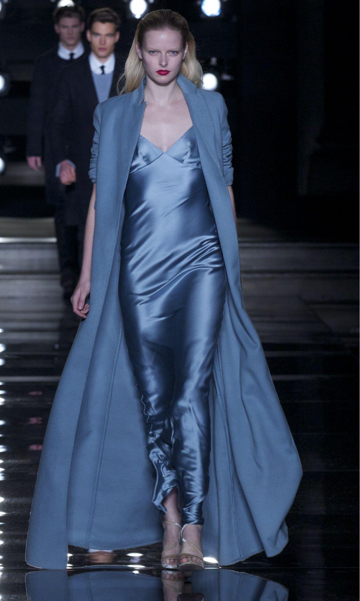 Ermanno Scervino Fashion Show Fall 2014