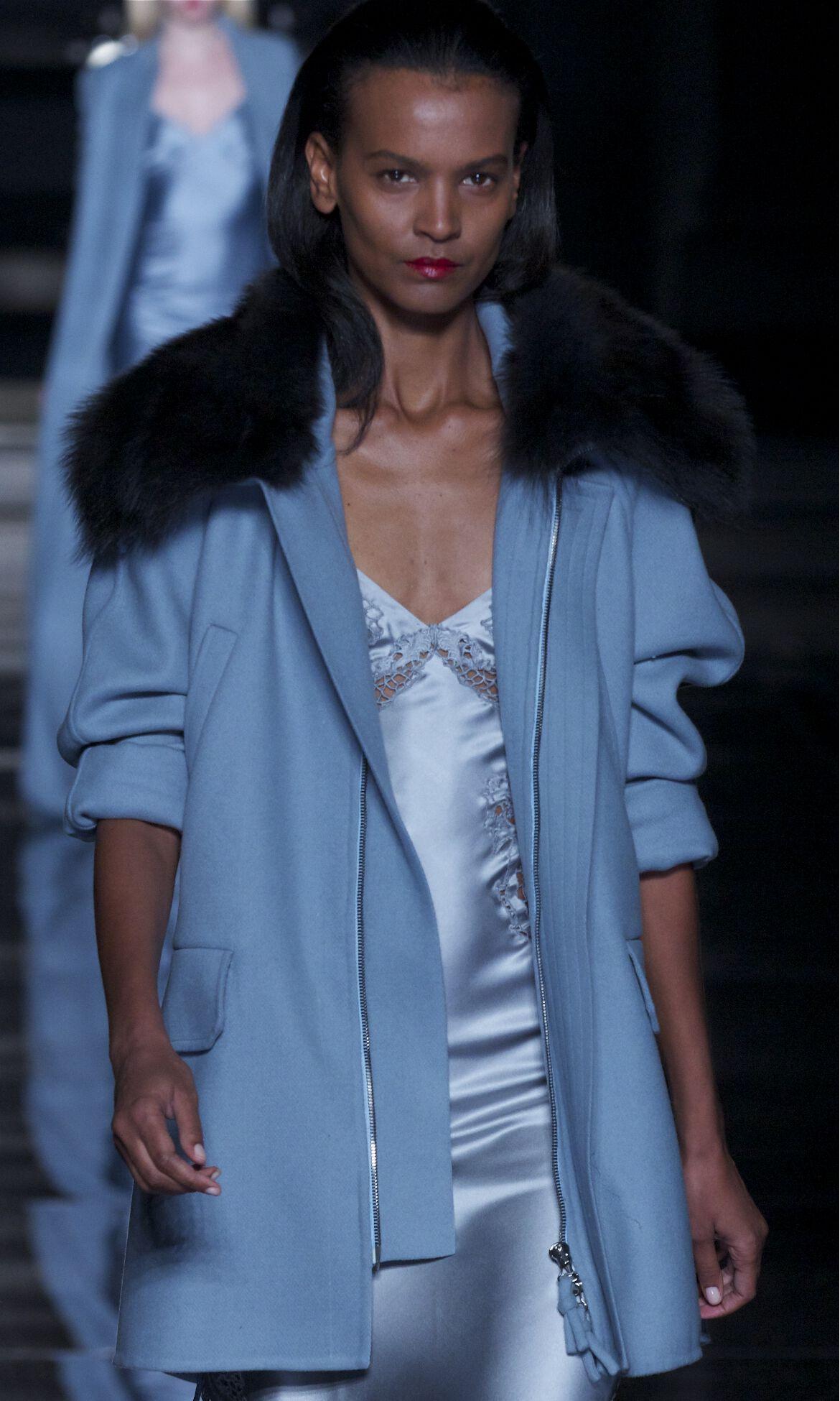 Ermanno Scervino Fashion Show Model