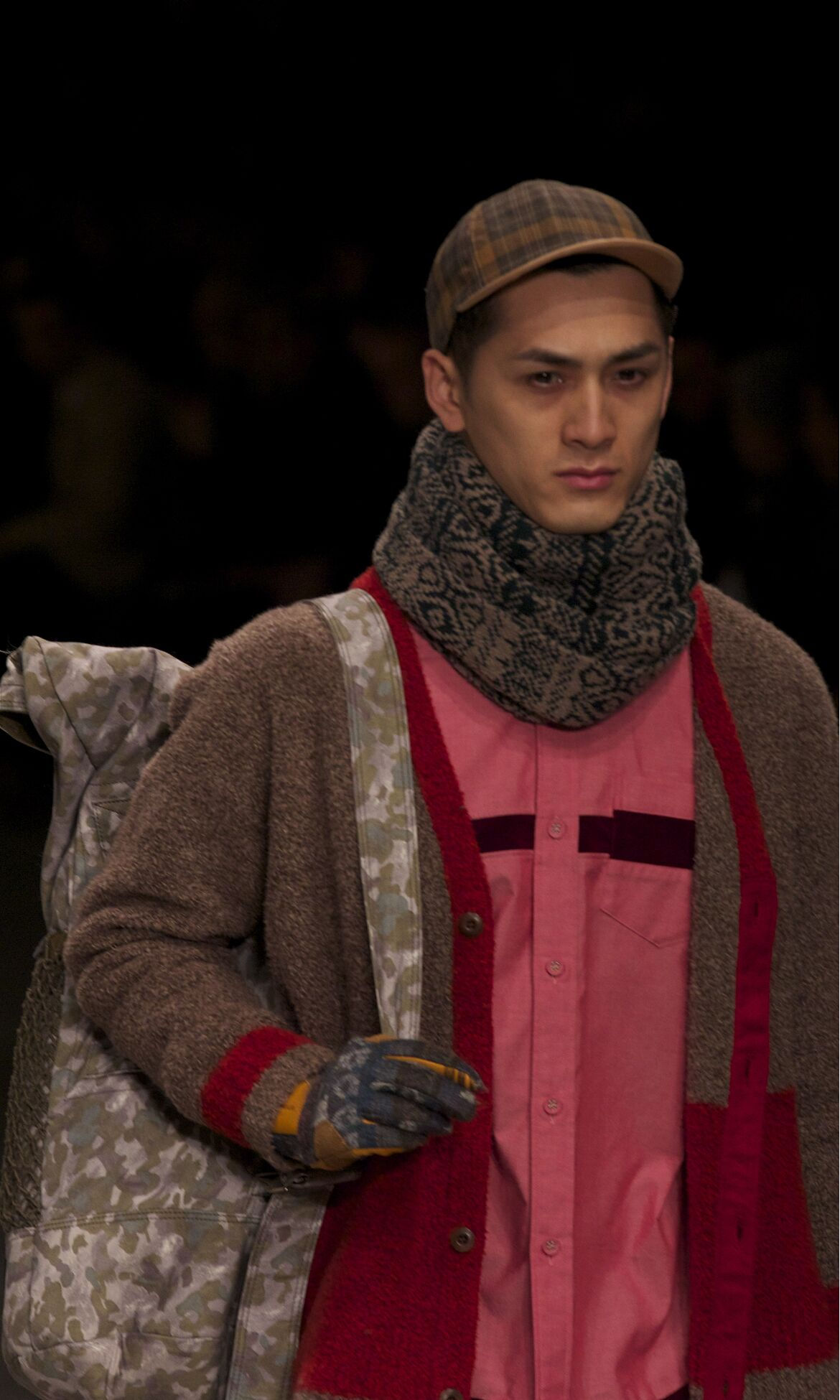 Fall 2014 Men Fashion Show
