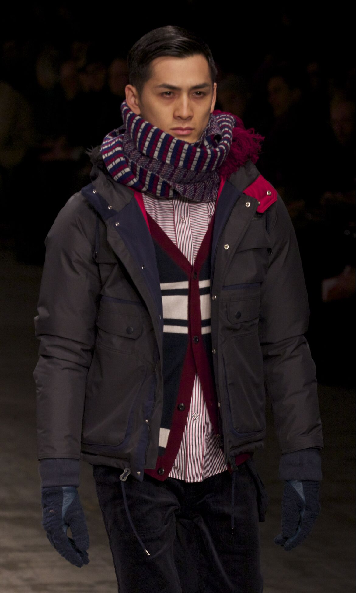 Fall WhiteMountaineering Fashion Man