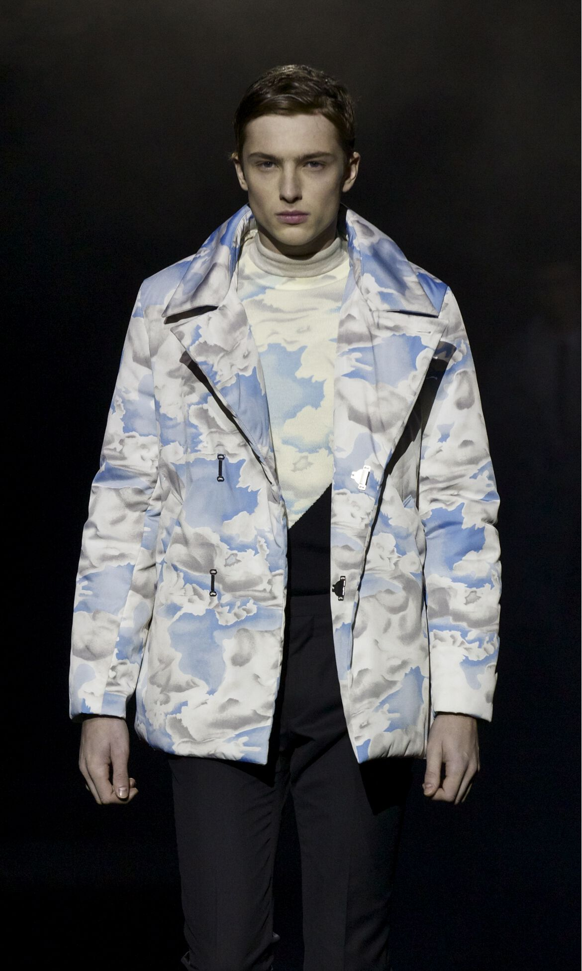 Fall Winter 2013 14 Fashion Men's Collection Kenzo