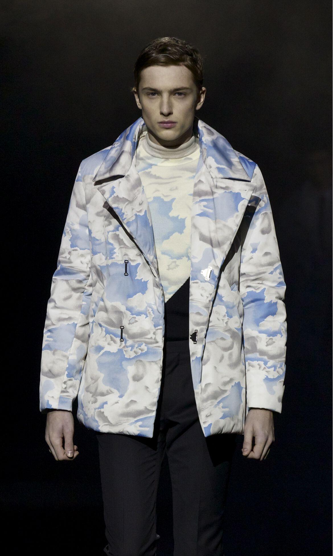 Fall Winter 2013 14 Fashion Men's Collection Kenzo
