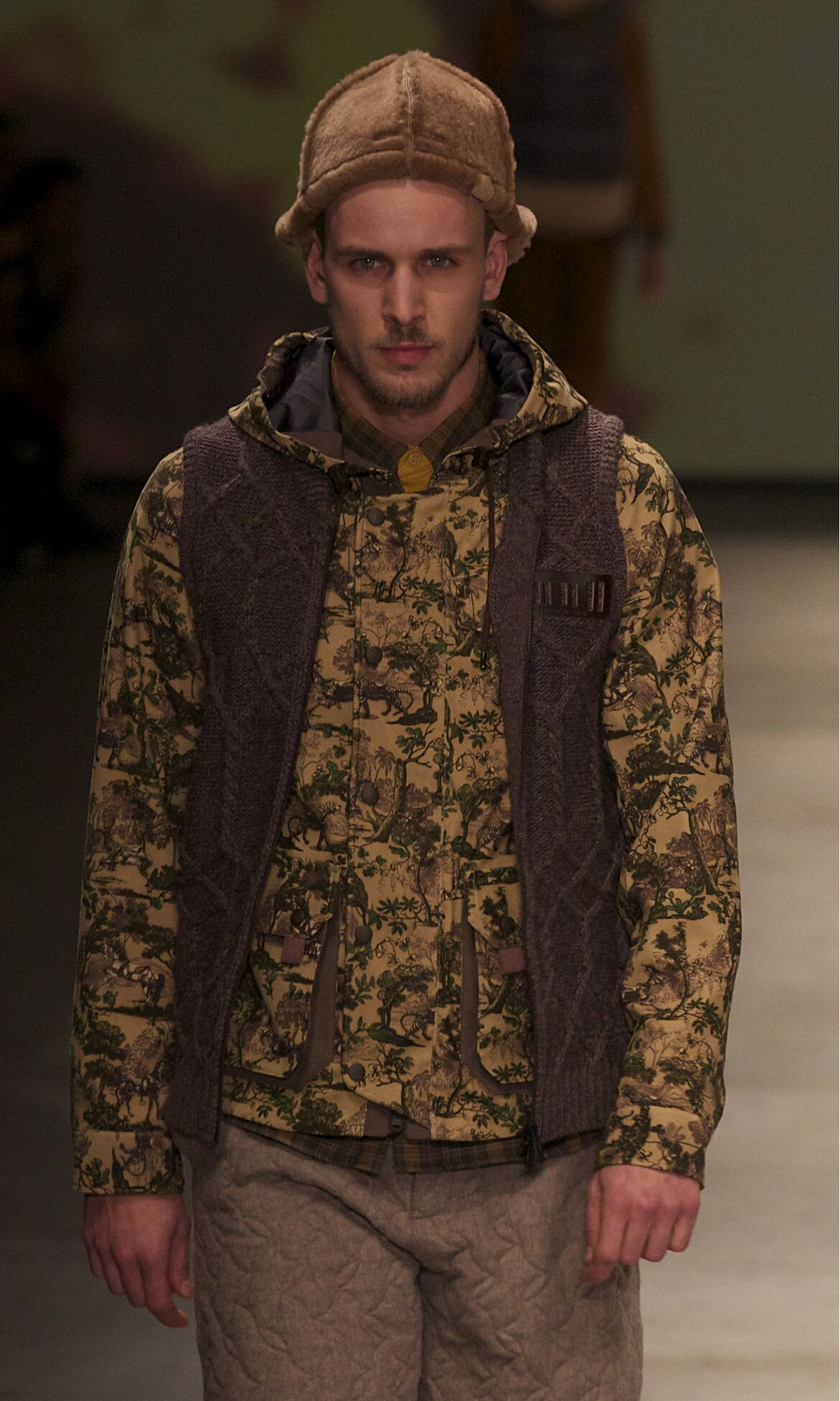 Fall Winter 2013 14 Fashion Men's Collection White Mountaineering