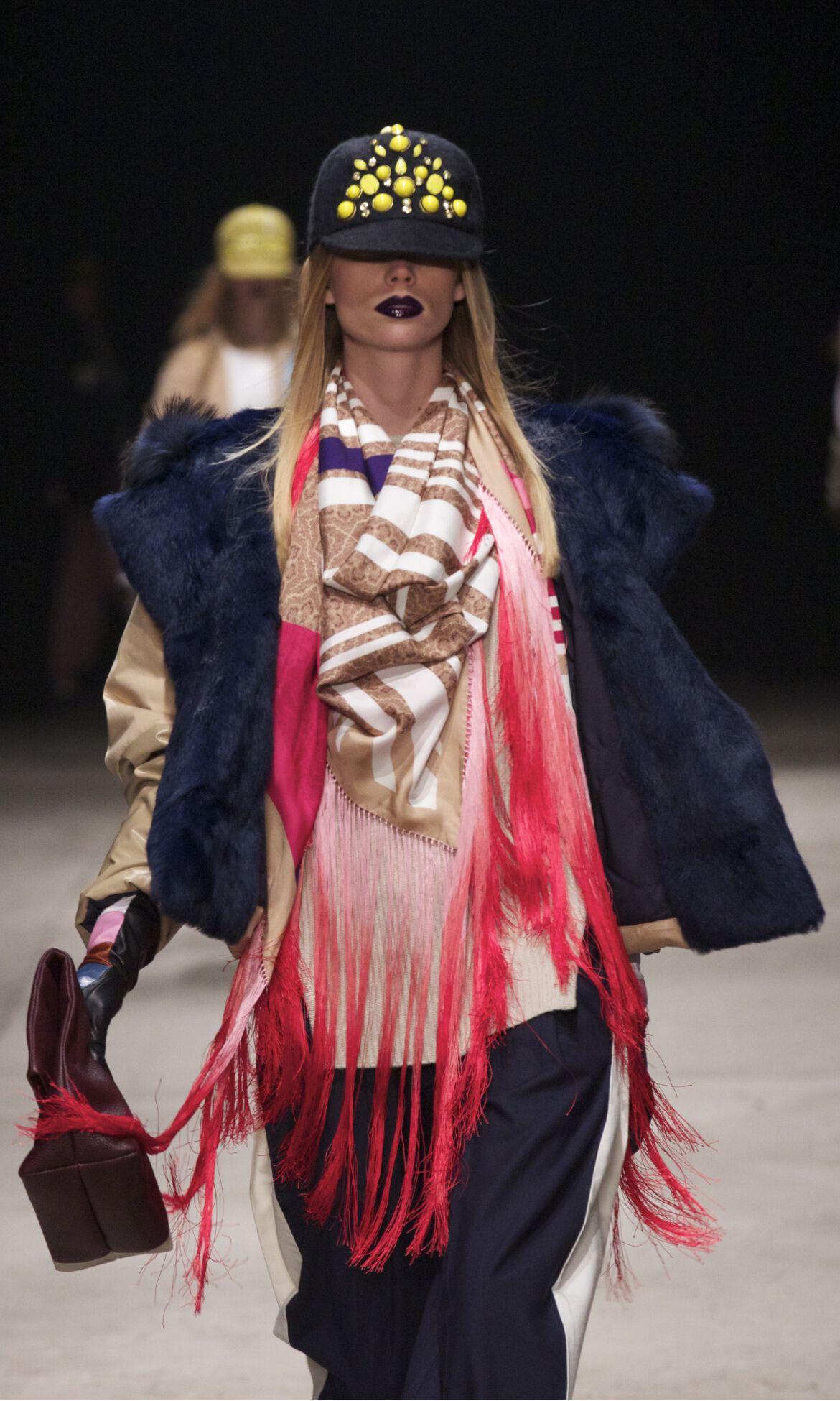 Fall Winter 2013 14 Fashion Women's Collection Andrea Pompilio