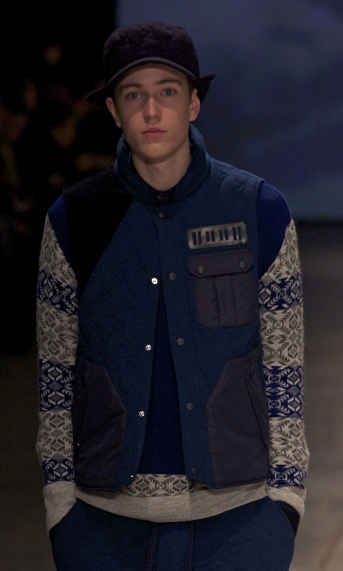 White Mountaineering 2013