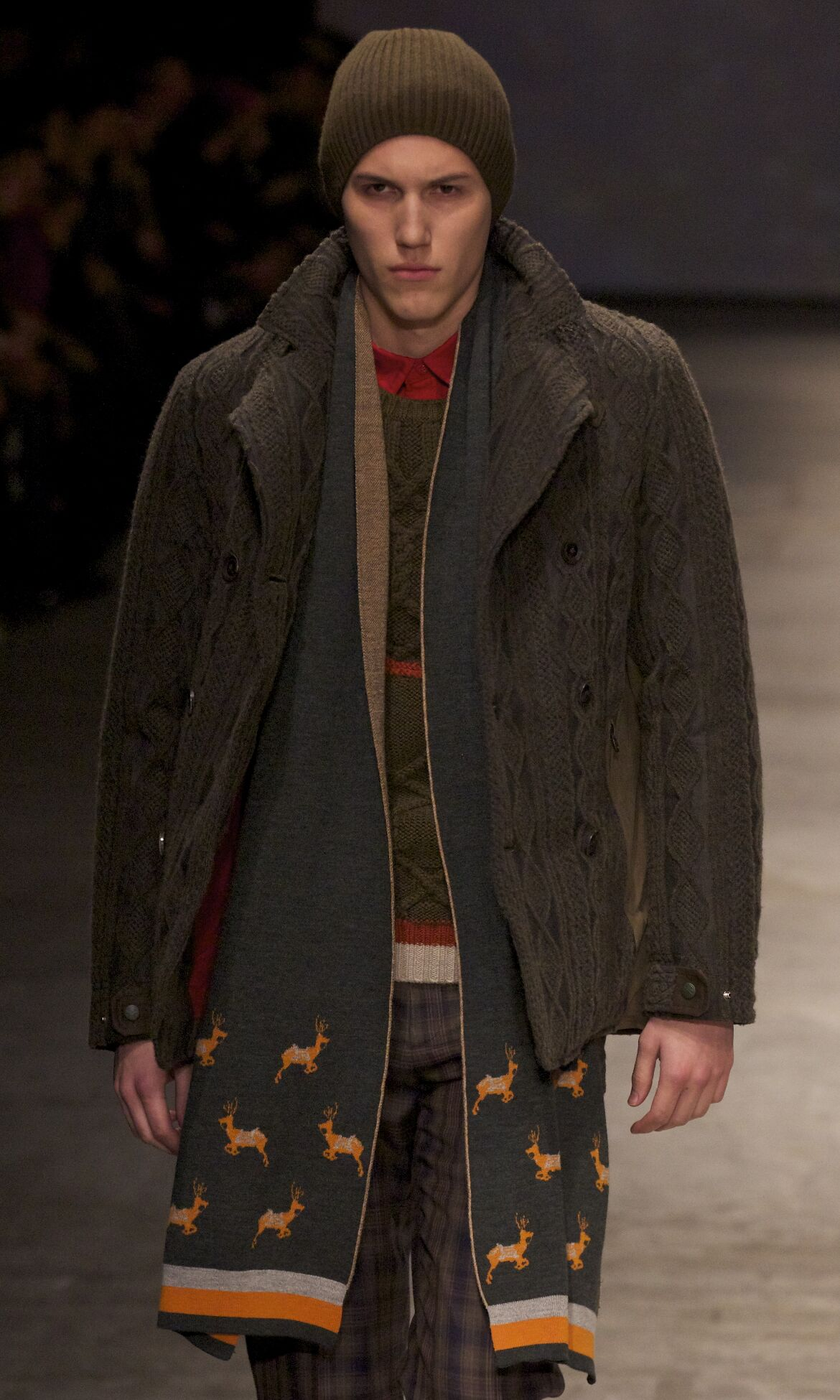 White Mountaineering FW 2013 14
