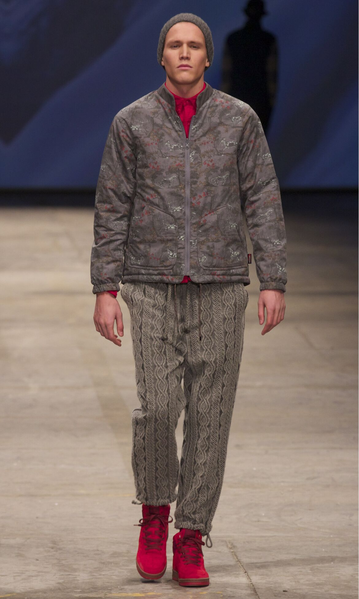 White Mountaineering Fall 2013 Catwalk