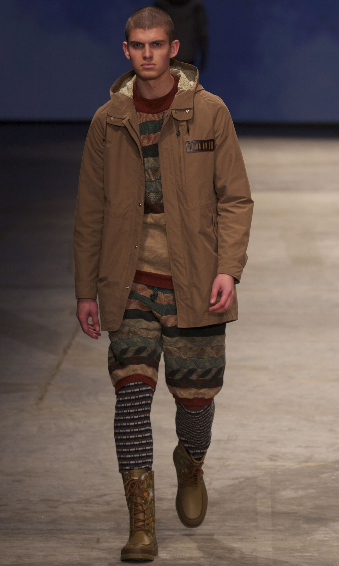 White Mountaineering Fashion Show FW 2013 2014