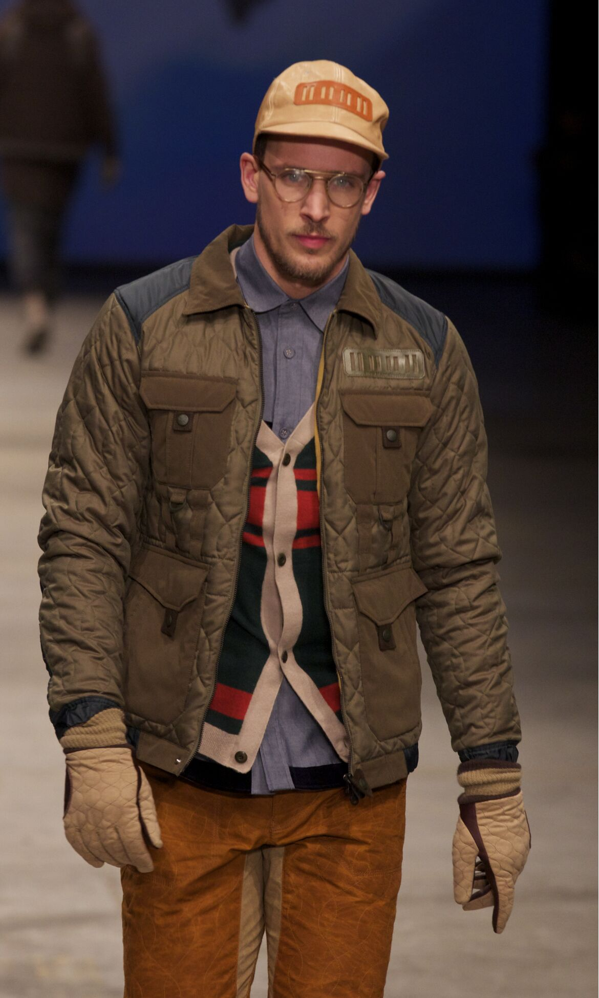White Mountaineering Fashion Show