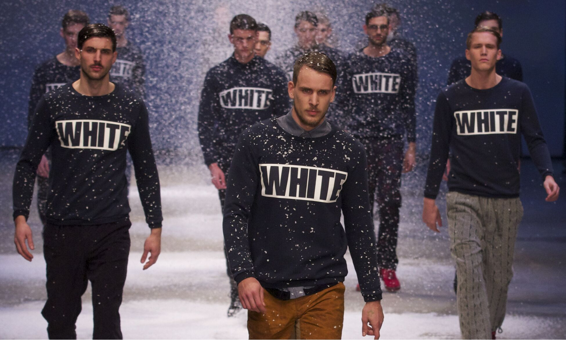 White Mountaineering Finale