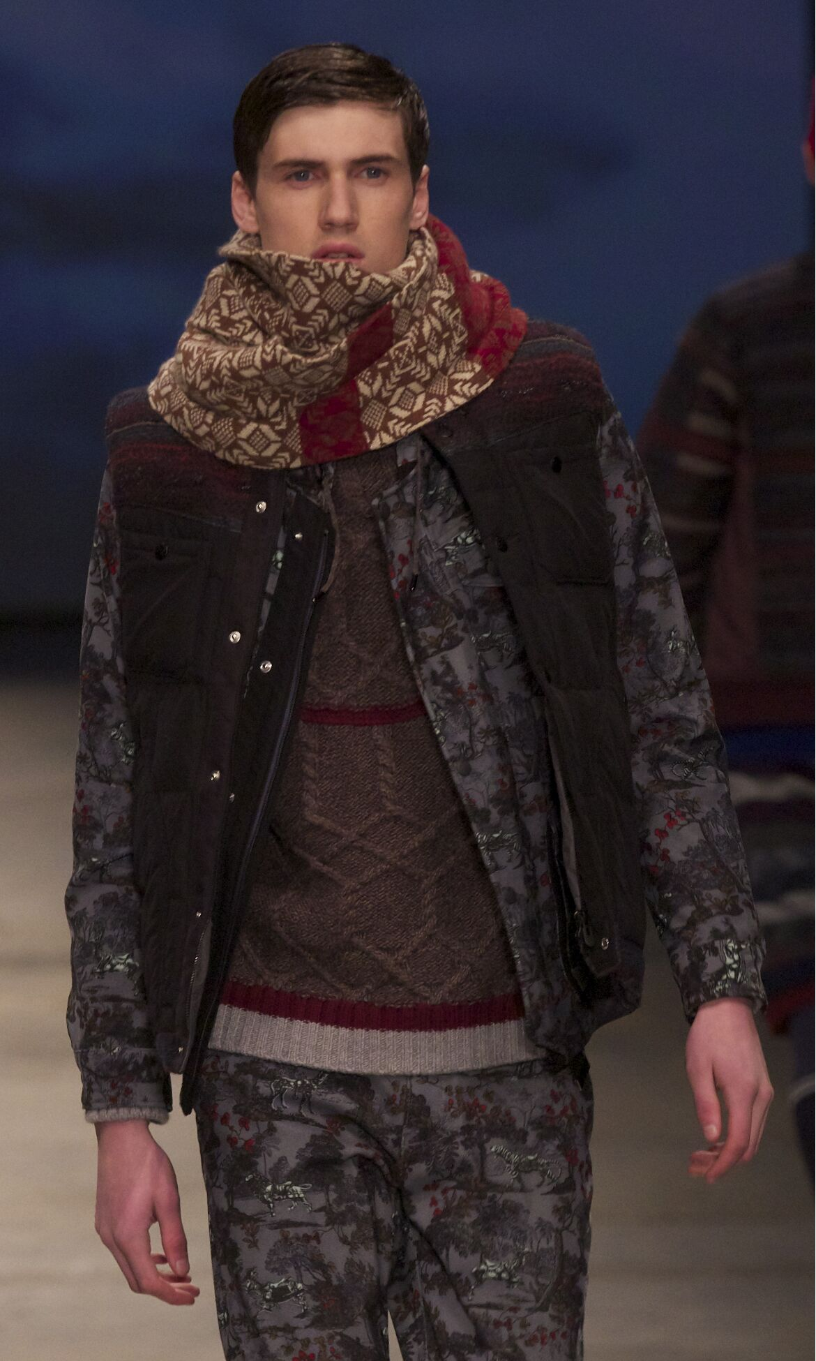 White Mountaineering Winter 2013 Catwalk