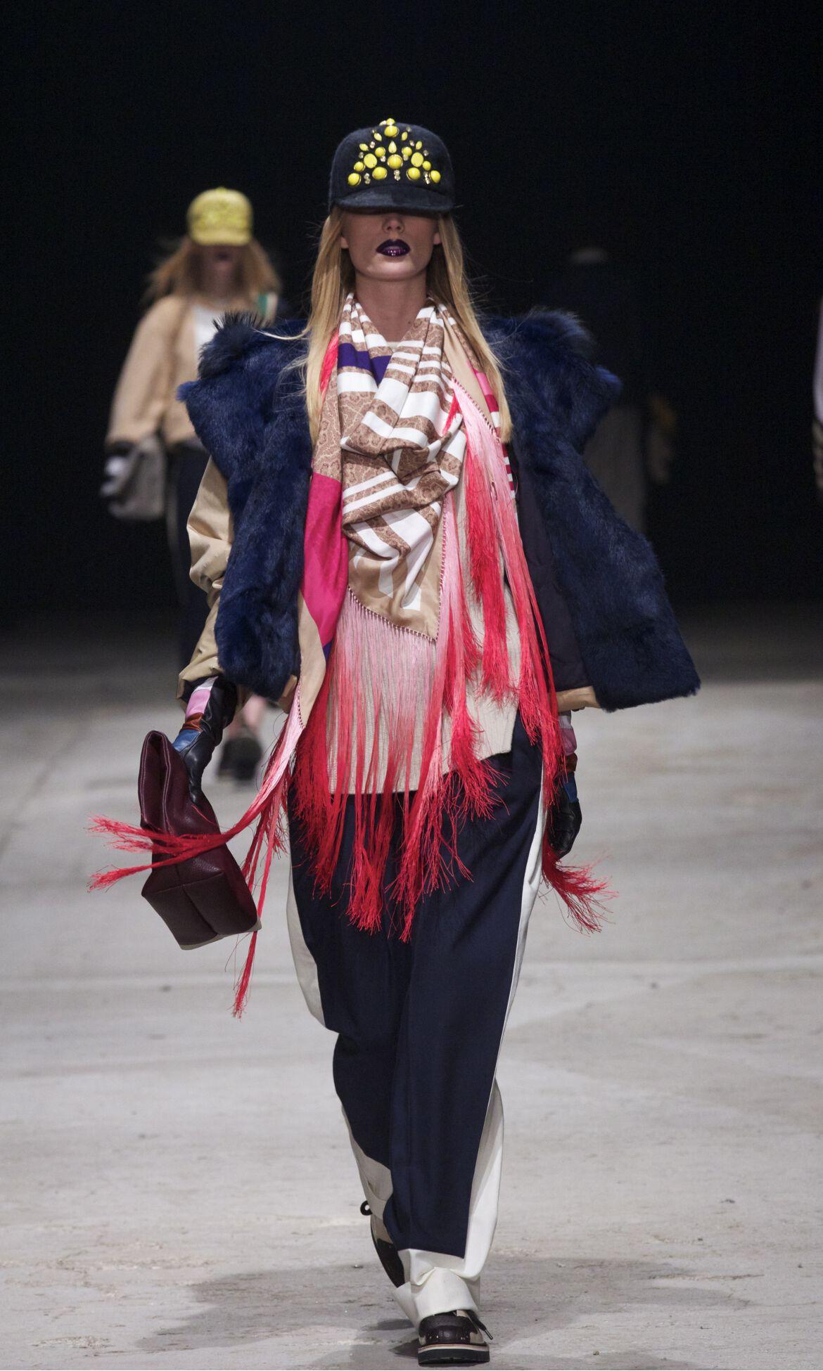 Winter 2013 Fashion Show Andrea Pompilio
