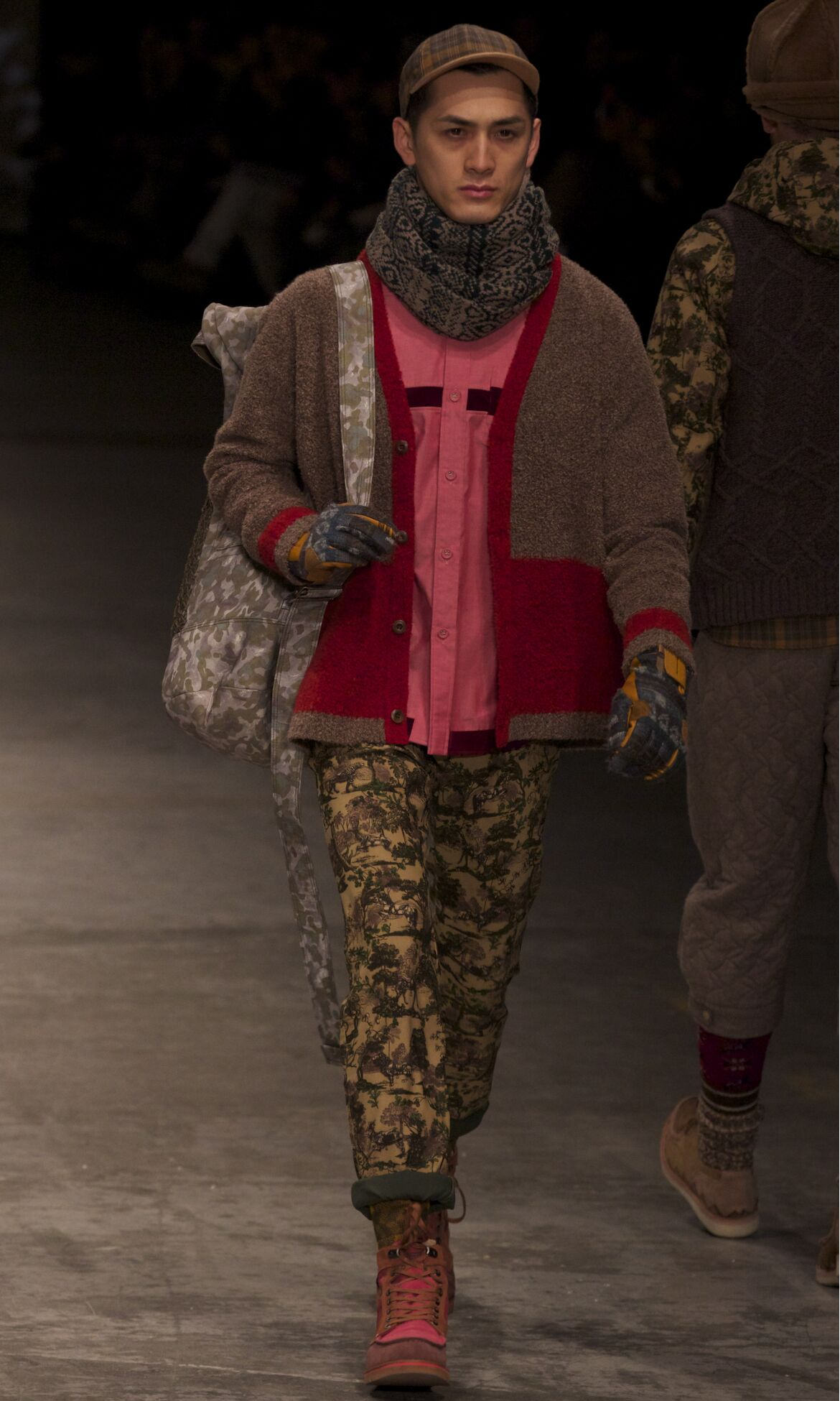 Winter 2014 Fashion Trends White Mountaineering