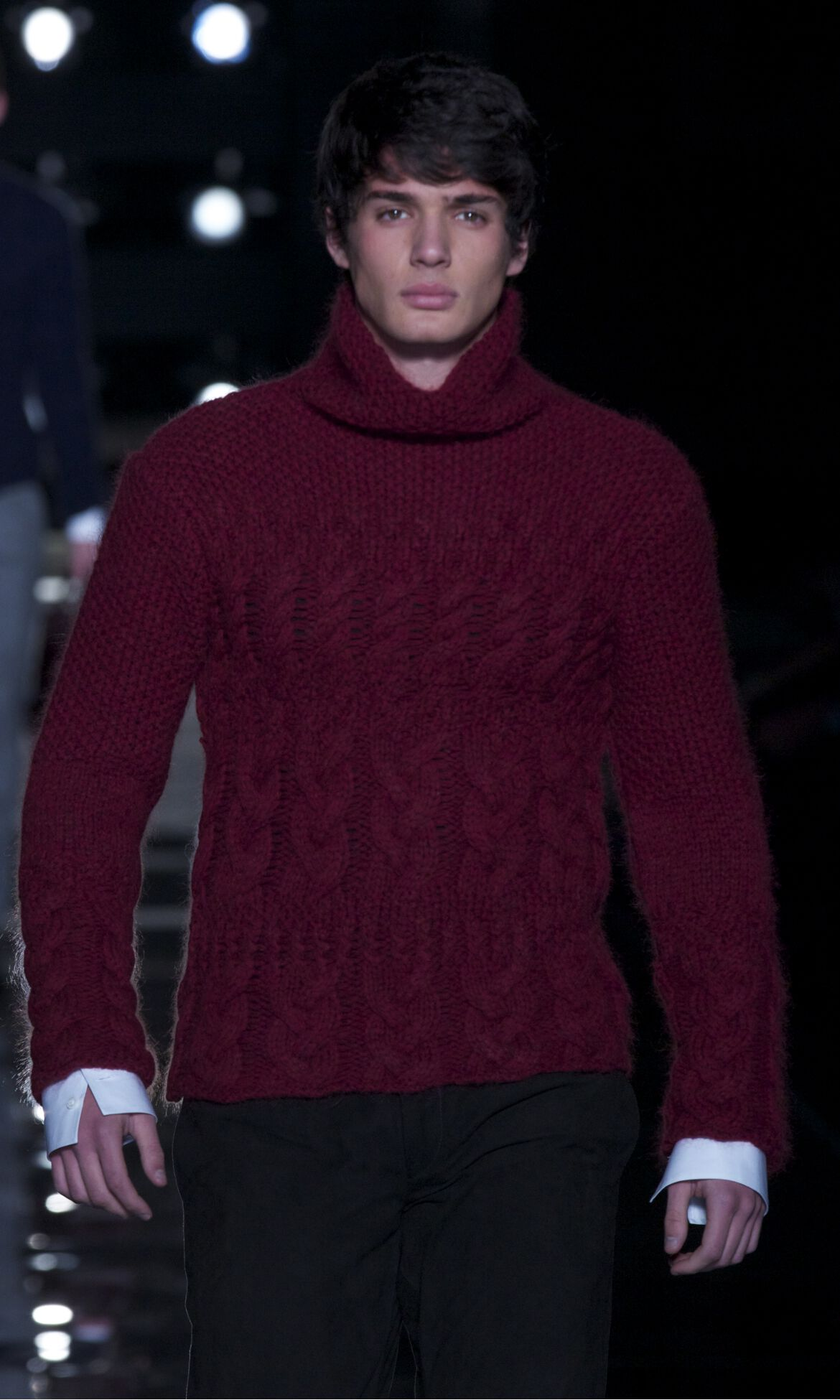 Winter Color Trends 2013 Man