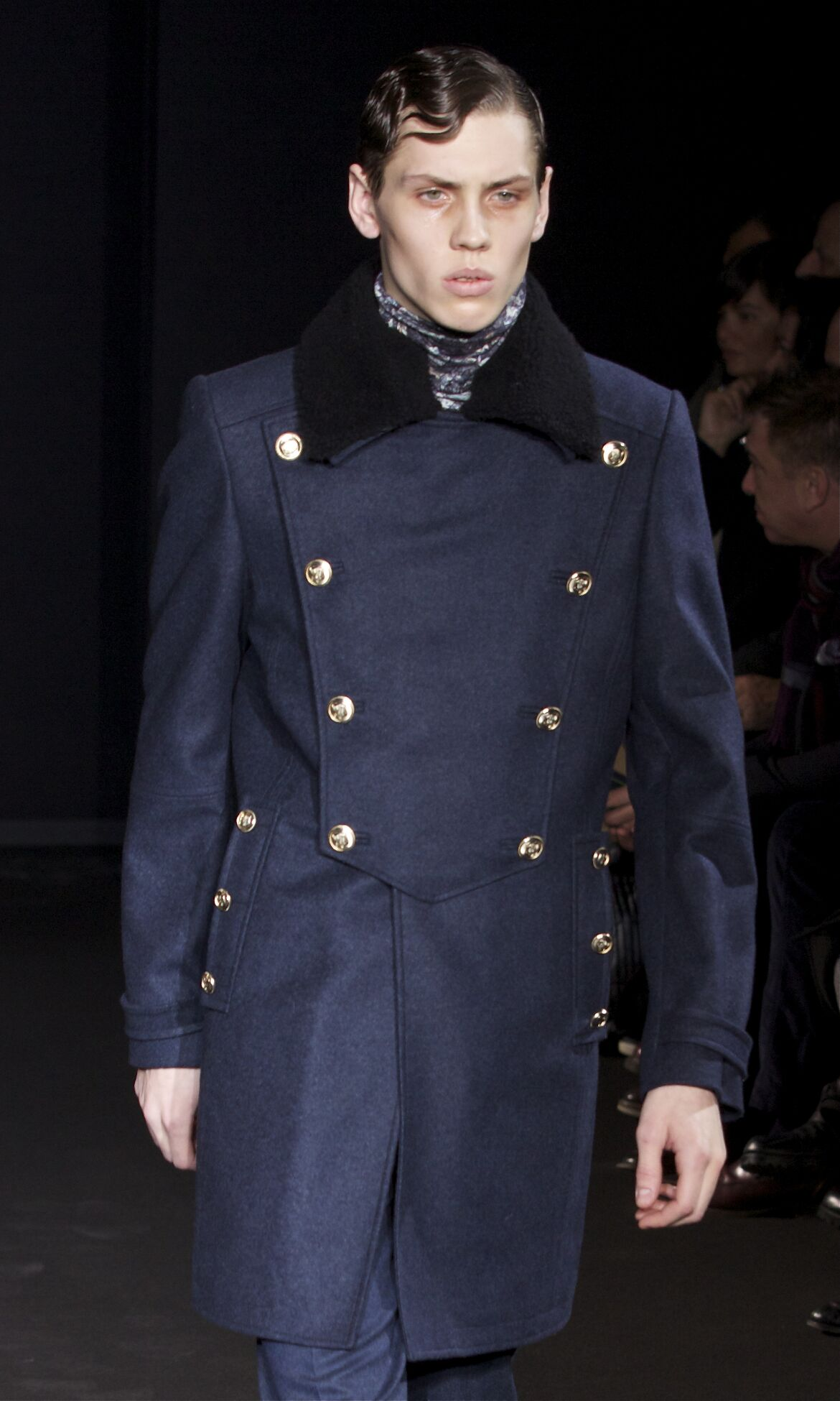 2013 Fall Les Hommes Fashion Man