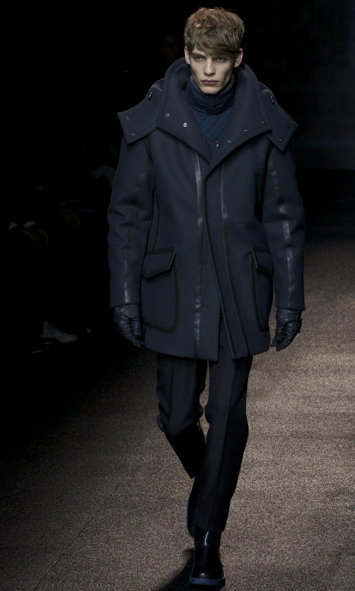 2013 Fall Salvatore Ferragamo Fashion Man