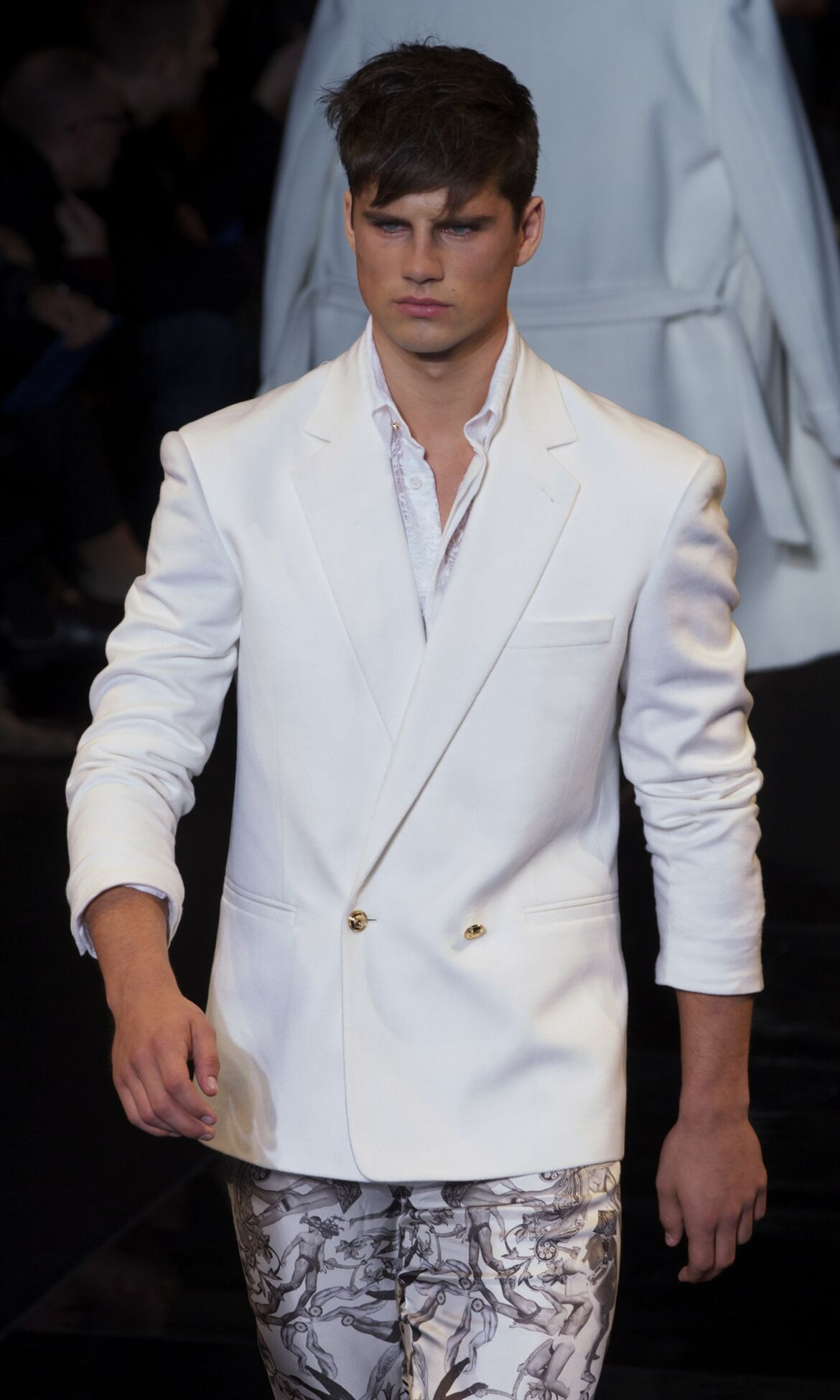 2013 Fall Versace Fashion Man