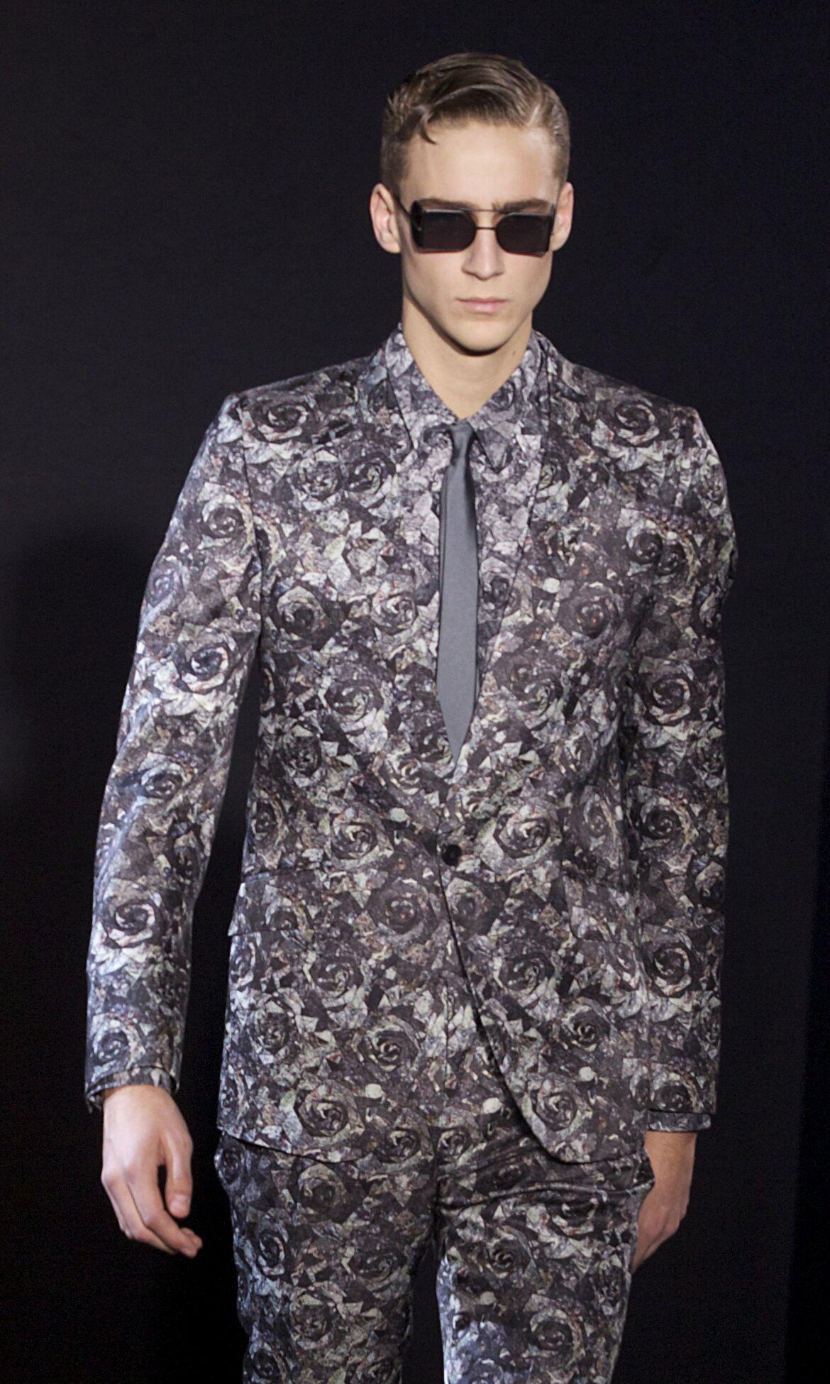 2013 Les Hommes Fashion Show FW 2013 2014