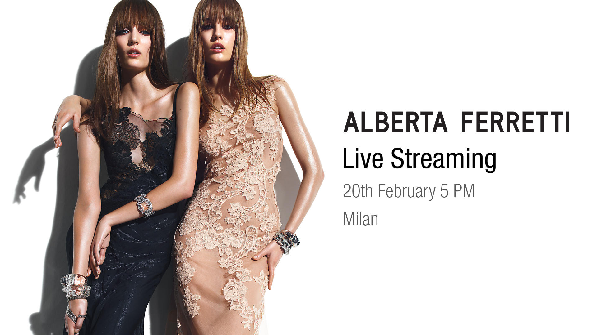 Alberta Ferretti Autumn Winter 2013-14 Fashion Show Live Streaming Milan
