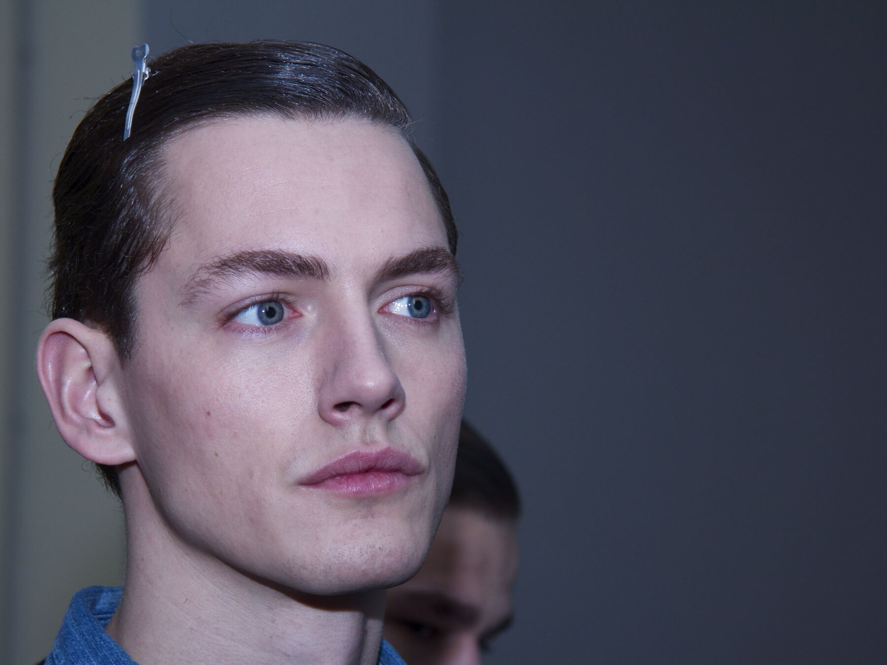 Backstage Corneliani Man Milano Fashion Week