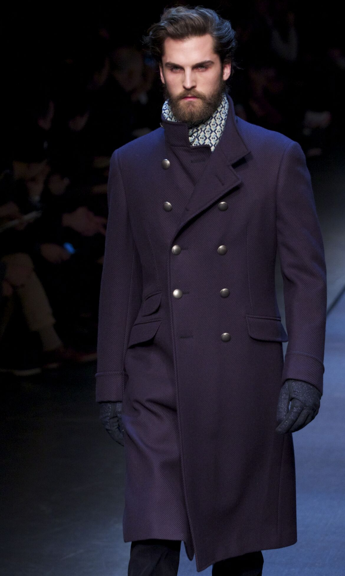 Canali Fashion Show