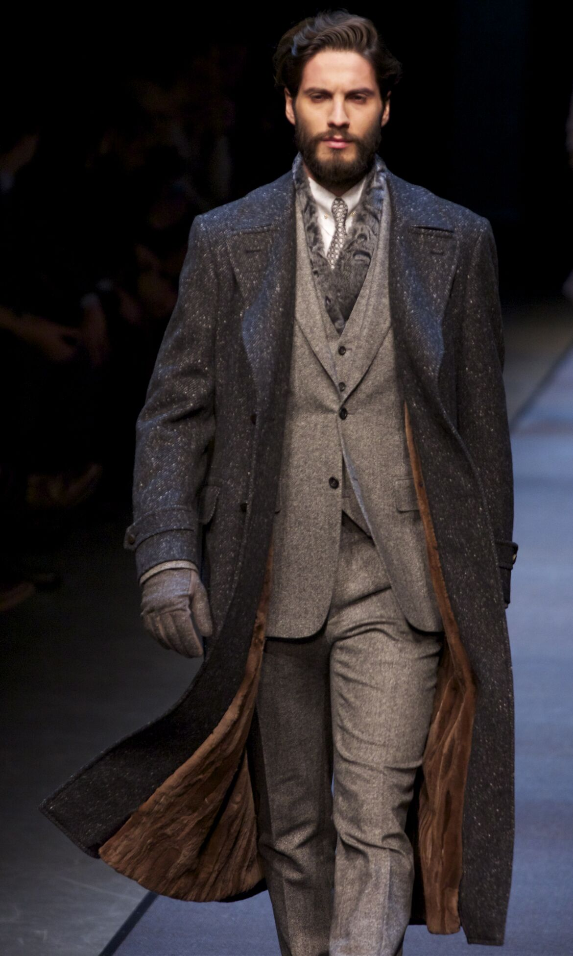 Canali Man Milan Fashion Week