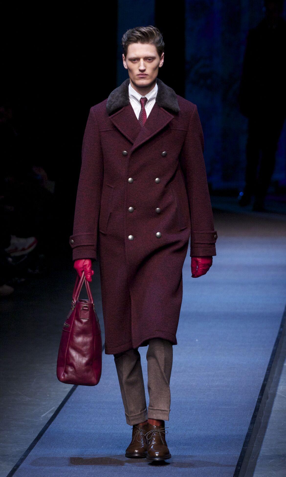 Canali Milan Fashion Week