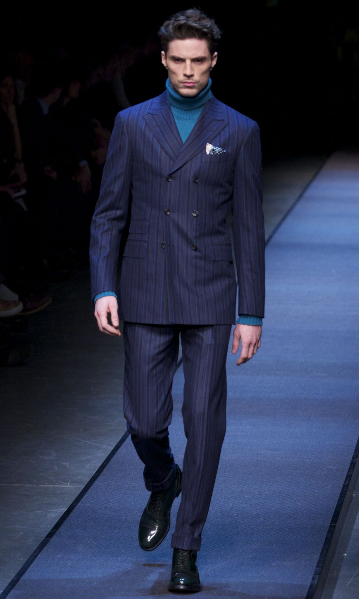 Catwalk Canali Winter 2013