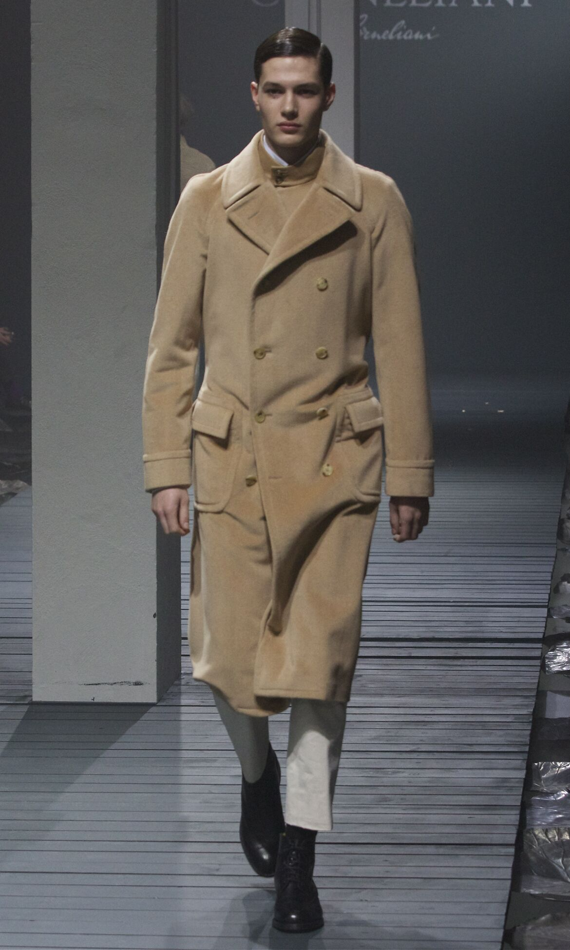 Catwalk Corneliani Fashion Show Winter 2013