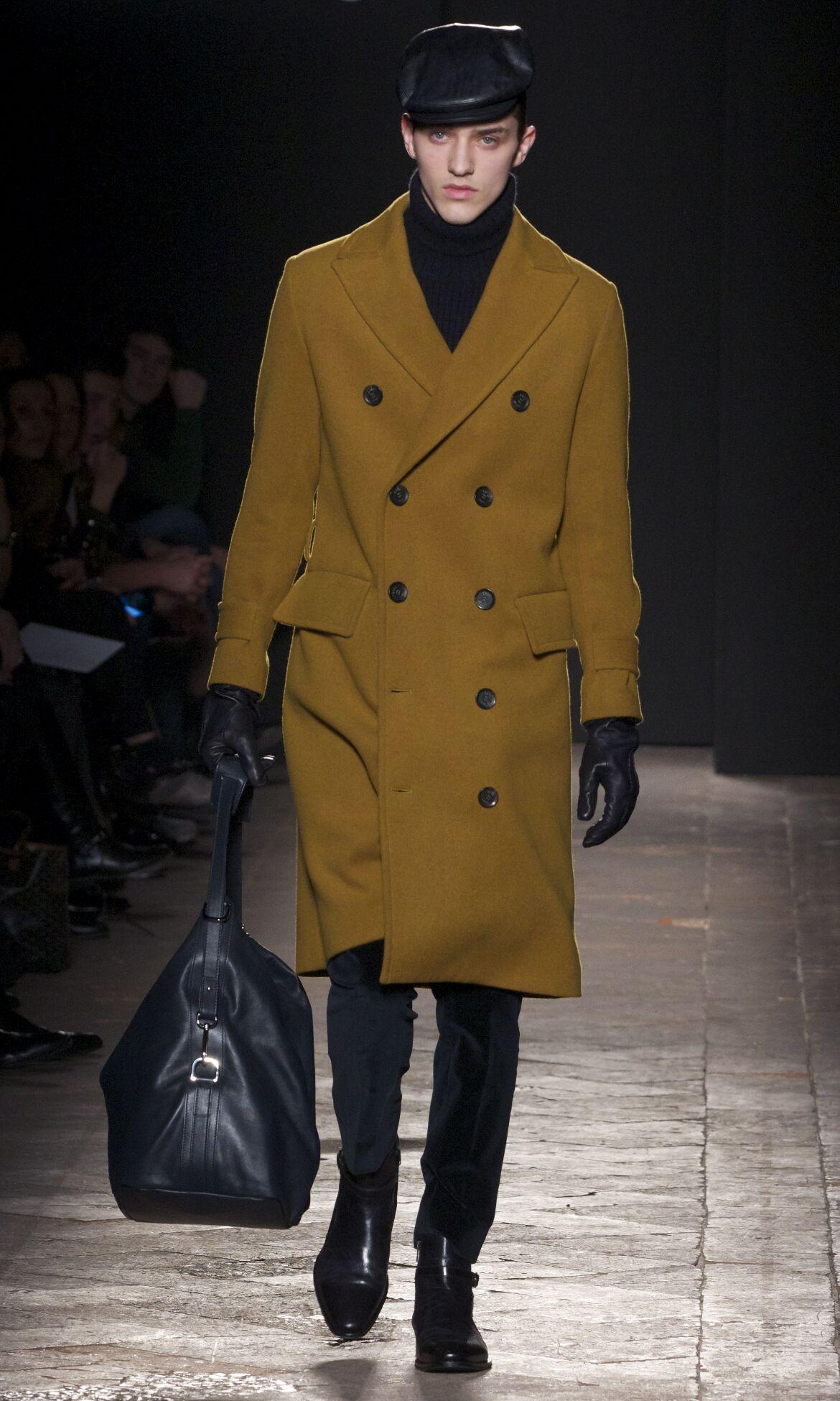 Catwalk Daks Fall Winter 2013 14 Men Collection Milano Fashion Week