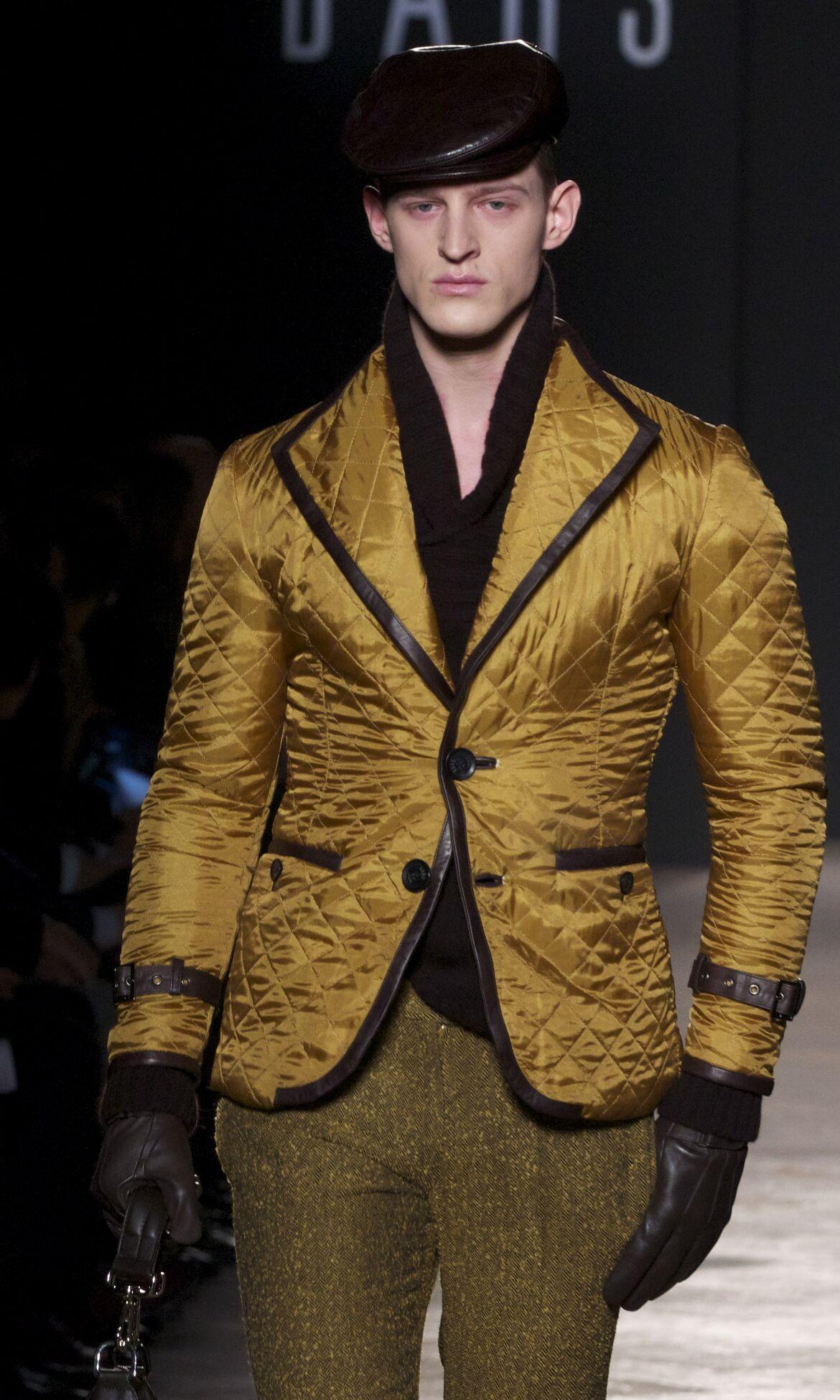 Catwalk Daks Fashion Show Winter 2013 Menswear
