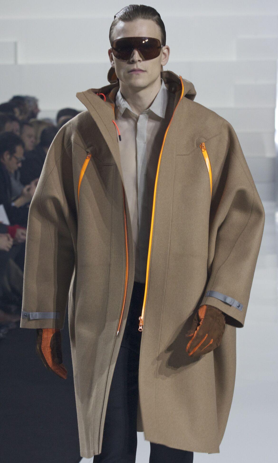 Catwalk Dirk Bikkembergs Fall Winter 2013 14 Men Collection Milan Fashion Week
