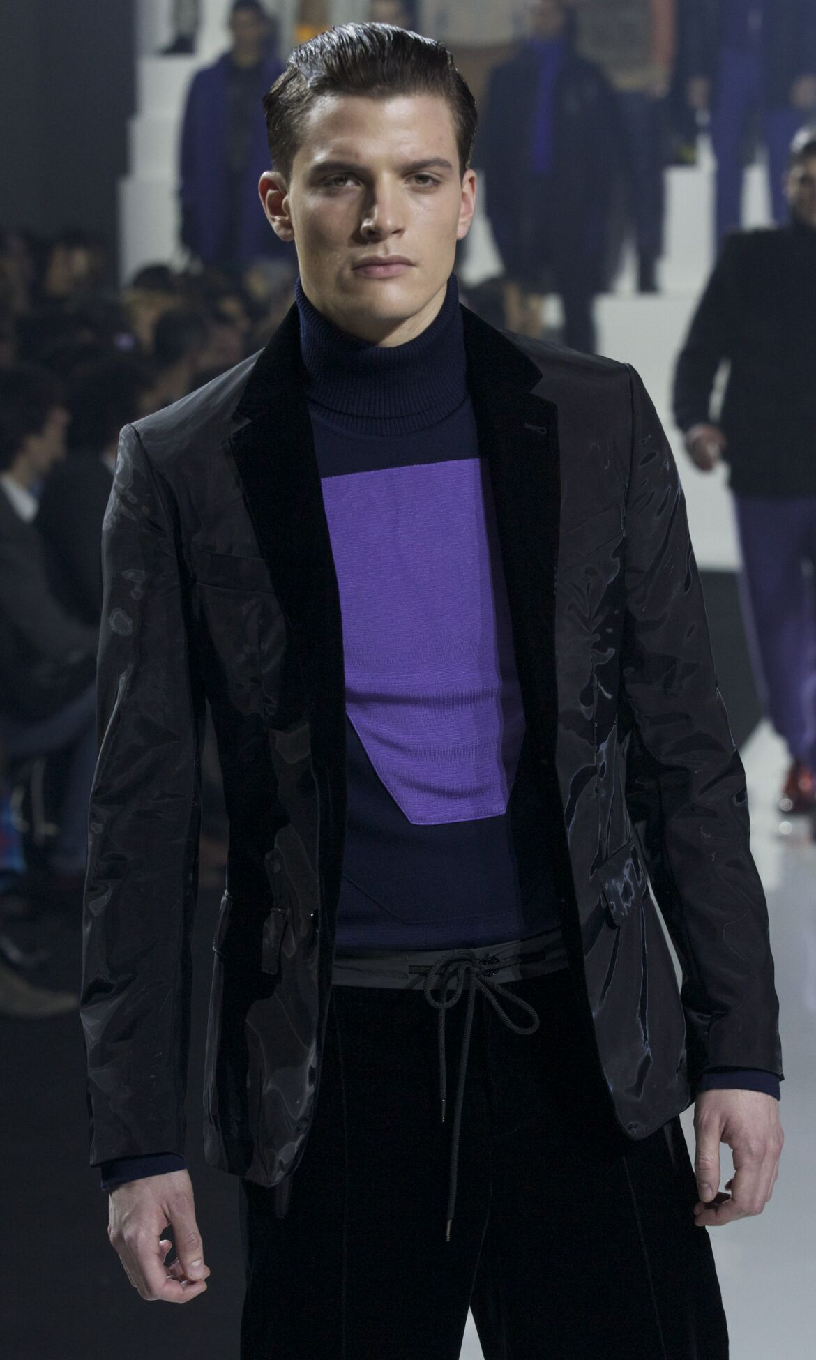 Catwalk Dirk Bikkembergs Fashion Show Winter 2013 Menswear