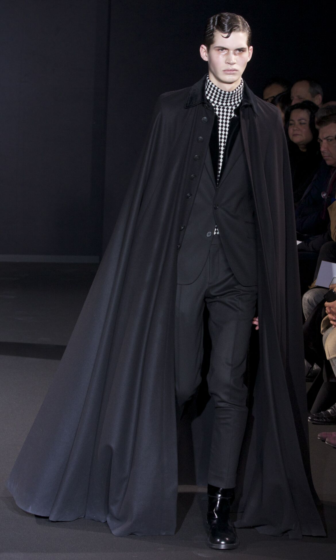 Catwalk Les Hommes Fall Winter 2013 14 Men Collection Milan Fashion Week