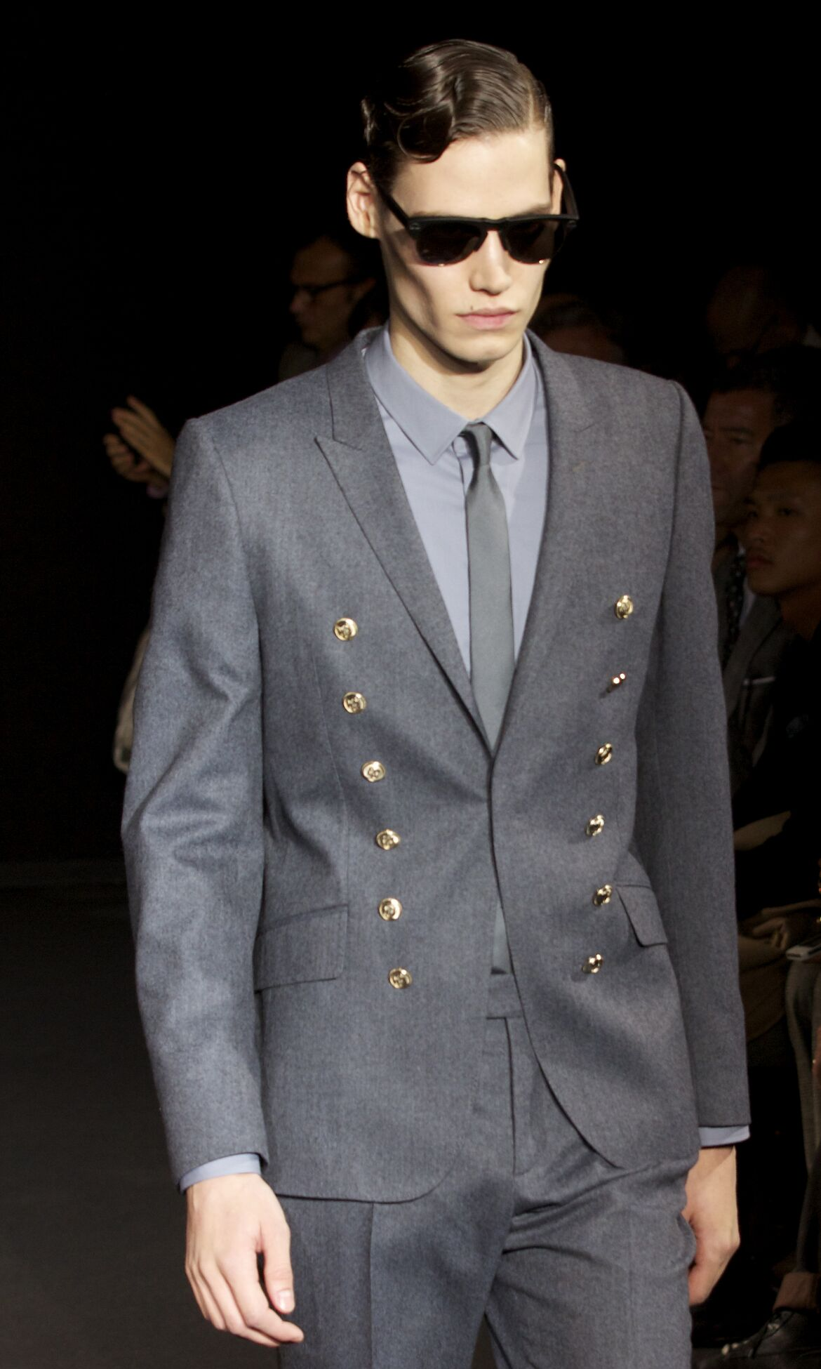 Catwalk Les Hommes Fashion Show Winter 2013 Menswear
