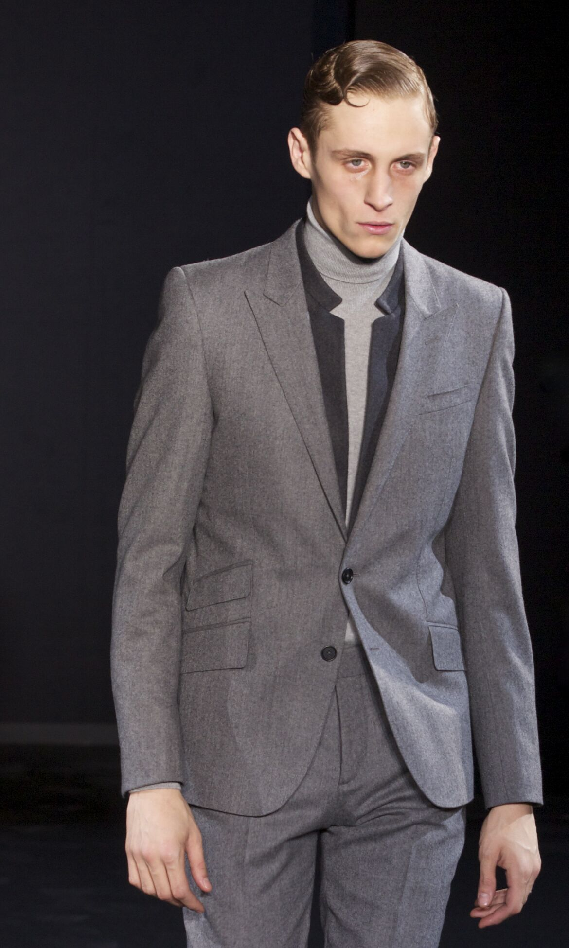 Catwalk Les Hommes Fashion Show Winter 2013