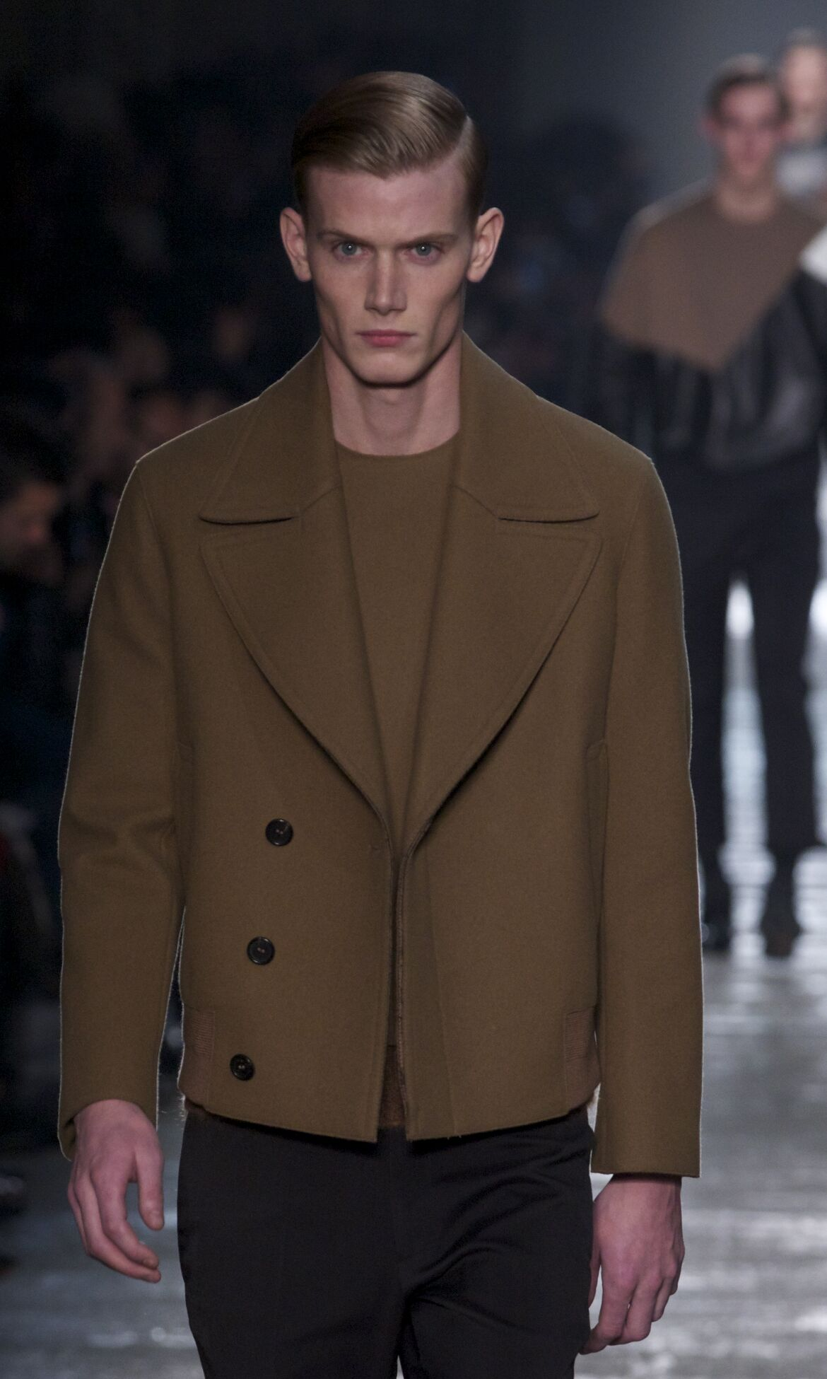 Catwalk Neil Barrett Fall Winter 2013 14 Men Collection Milan Fashion Week