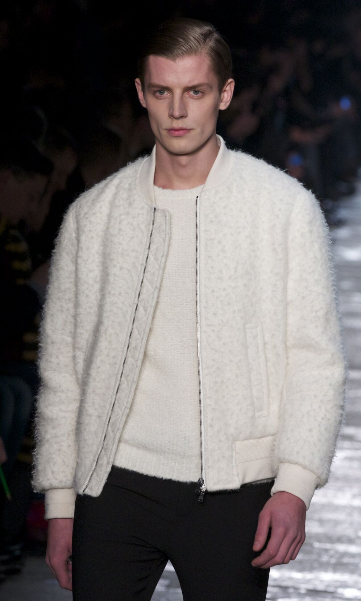 Catwalk Neil Barrett Fashion Show Winter 2013 Menswear