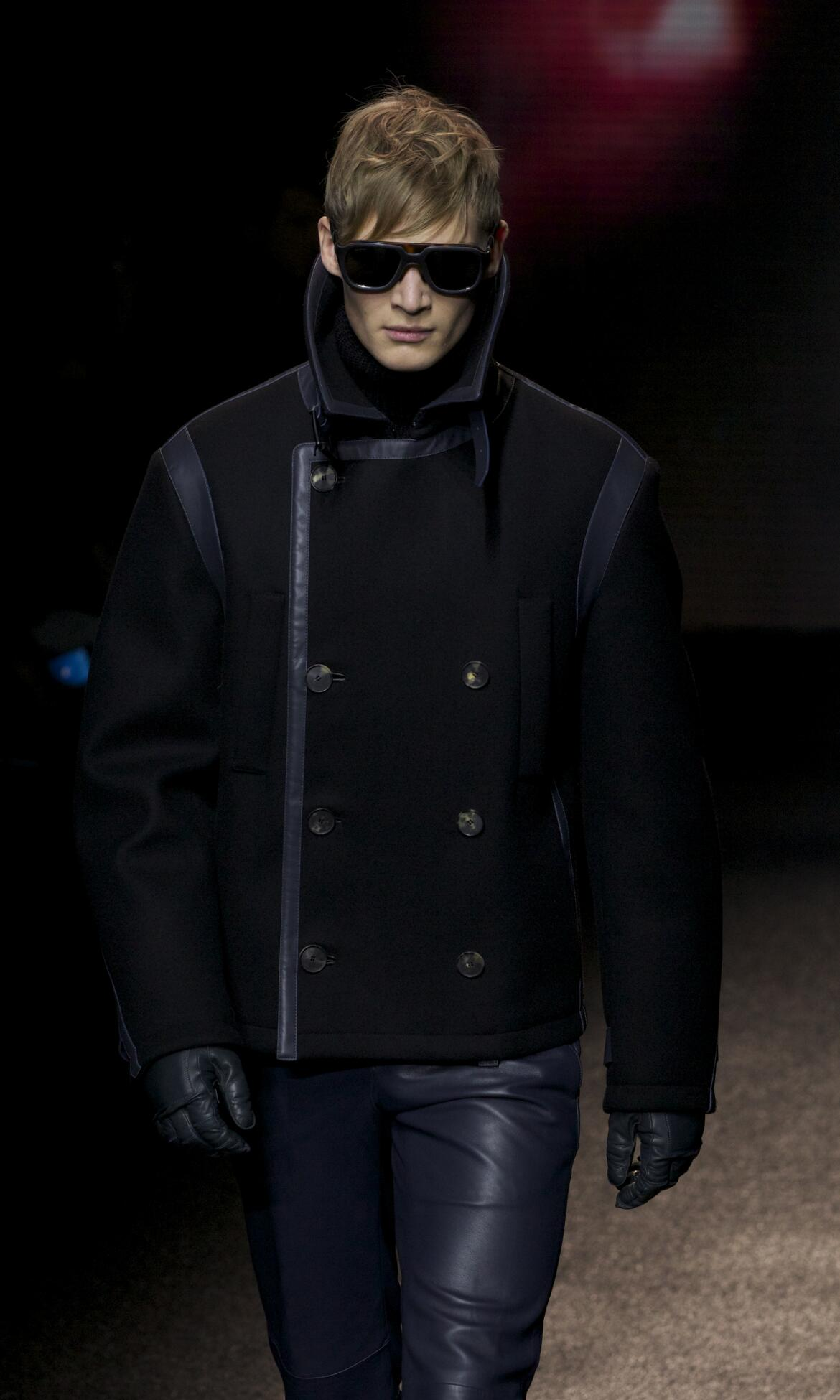 Catwalk Salvatore Ferragamo Winter 2013