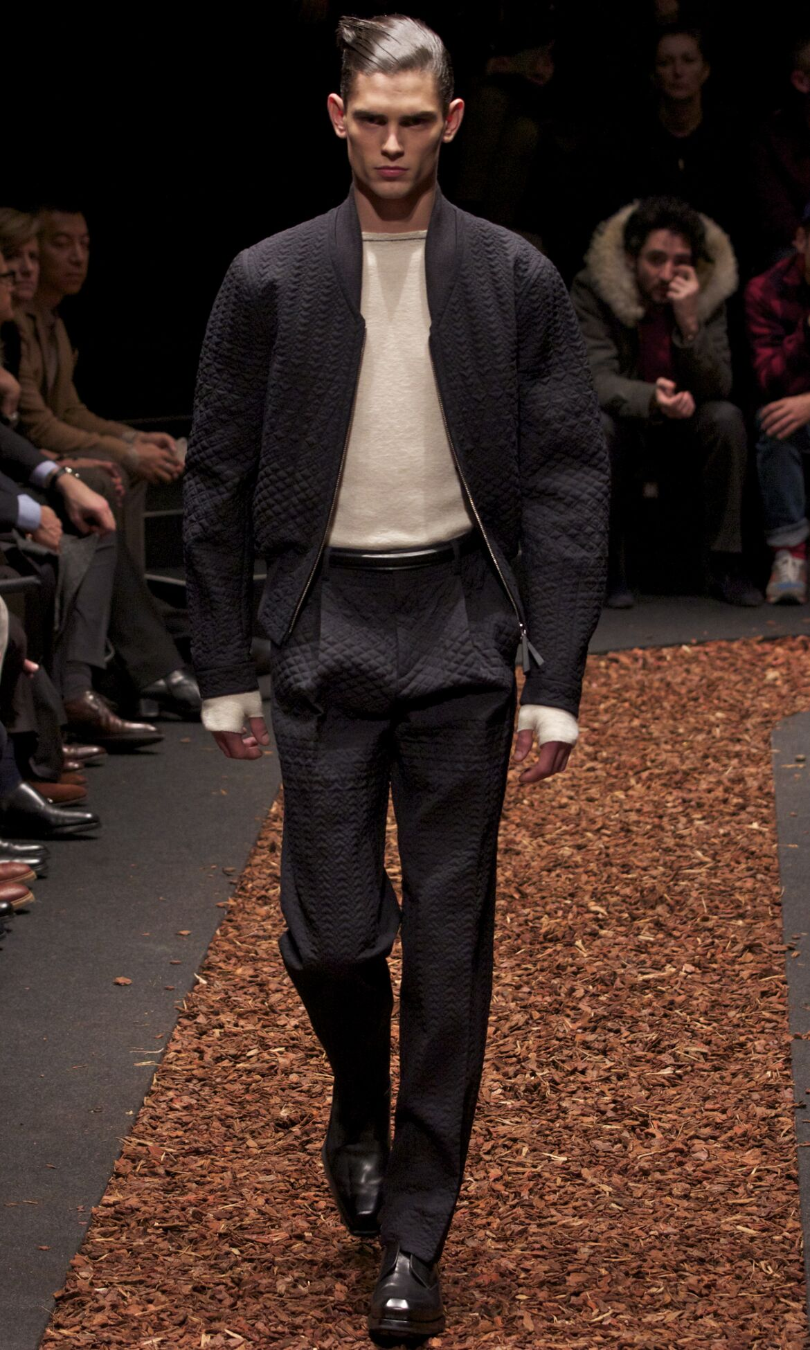 Catwalk Z Zegna Winter 2013