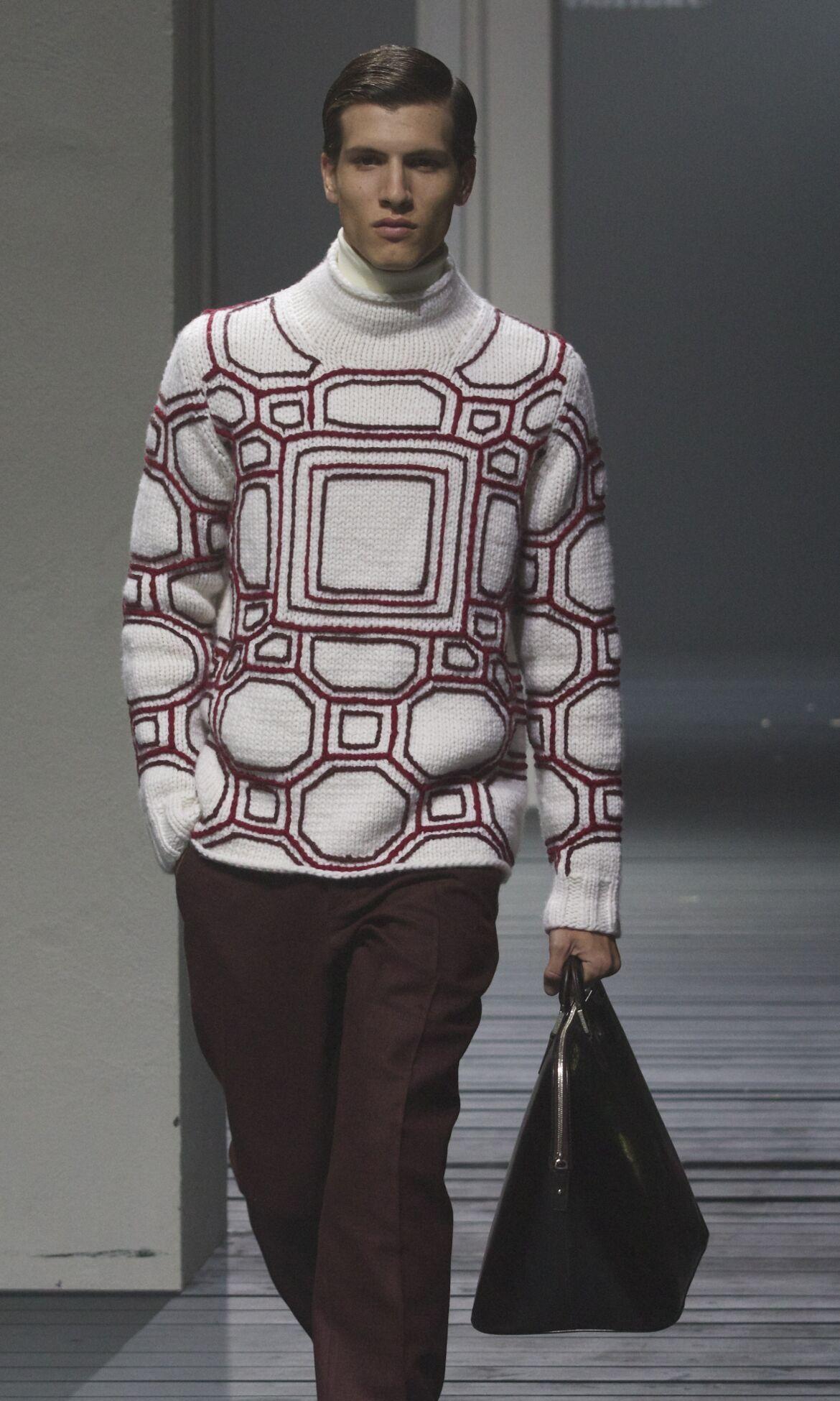 Corneliani Fall Winter 2013 14 Mens Collection Milano Fashion Week
