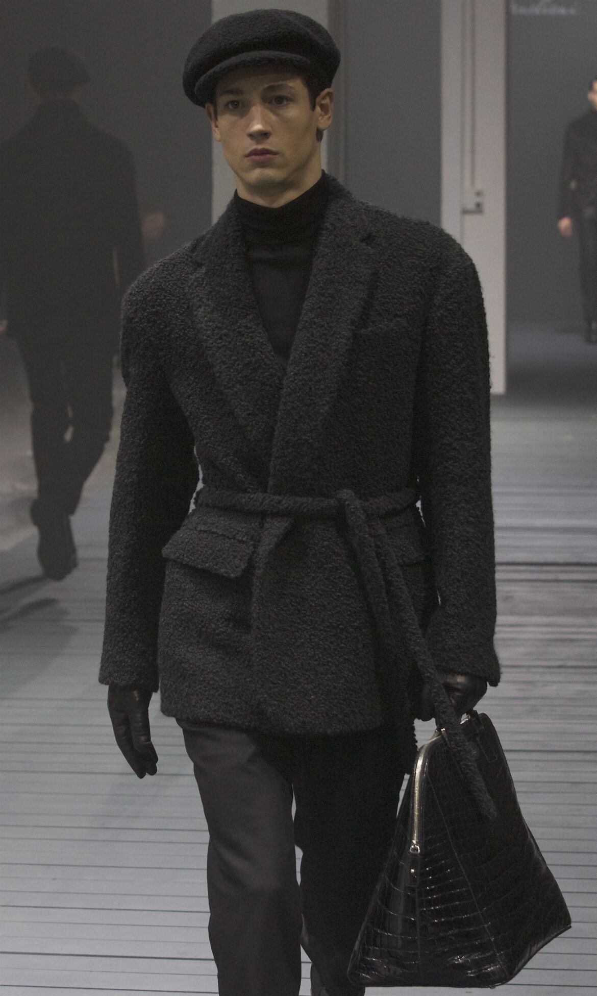 Corneliani Fashion Show FW 2013 2014
