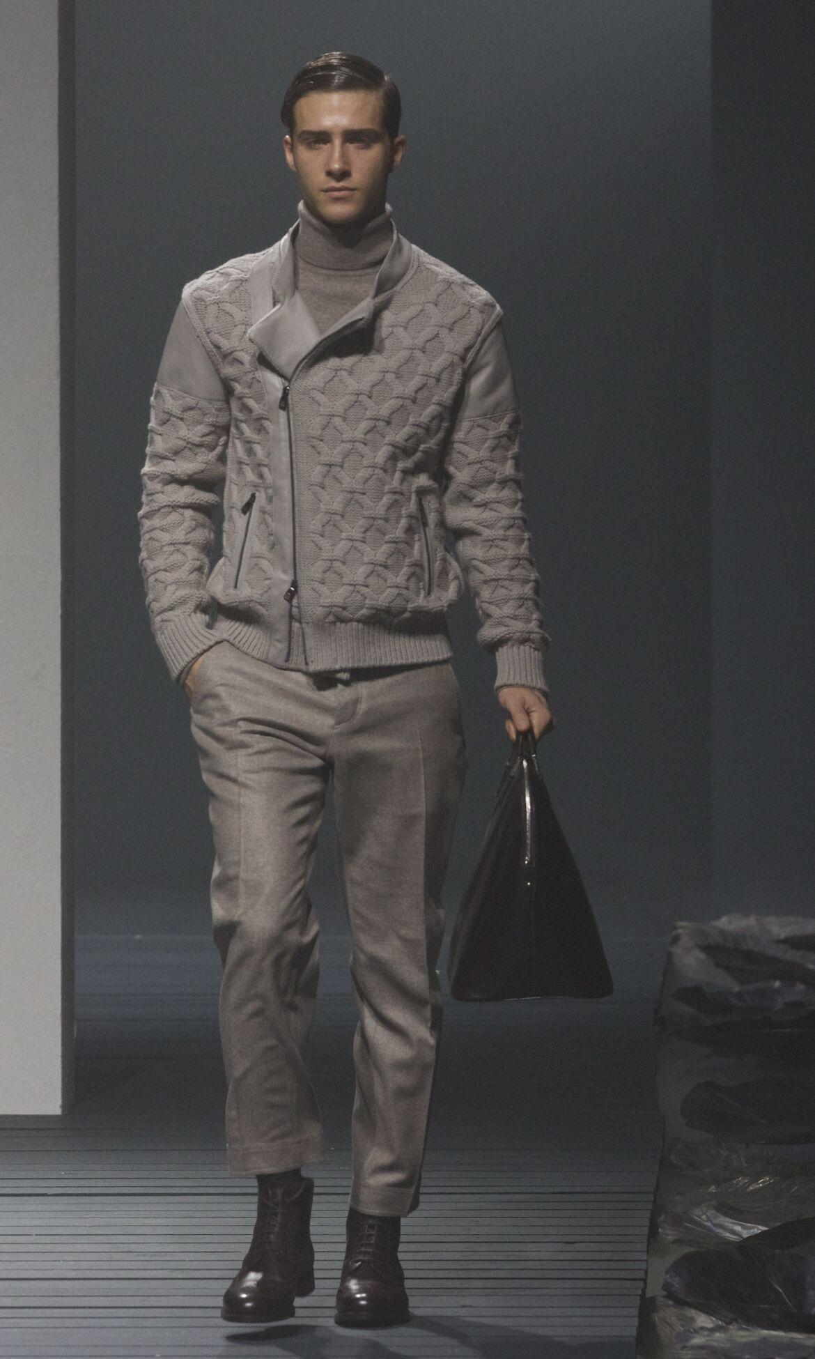 Corneliani Fashion Show