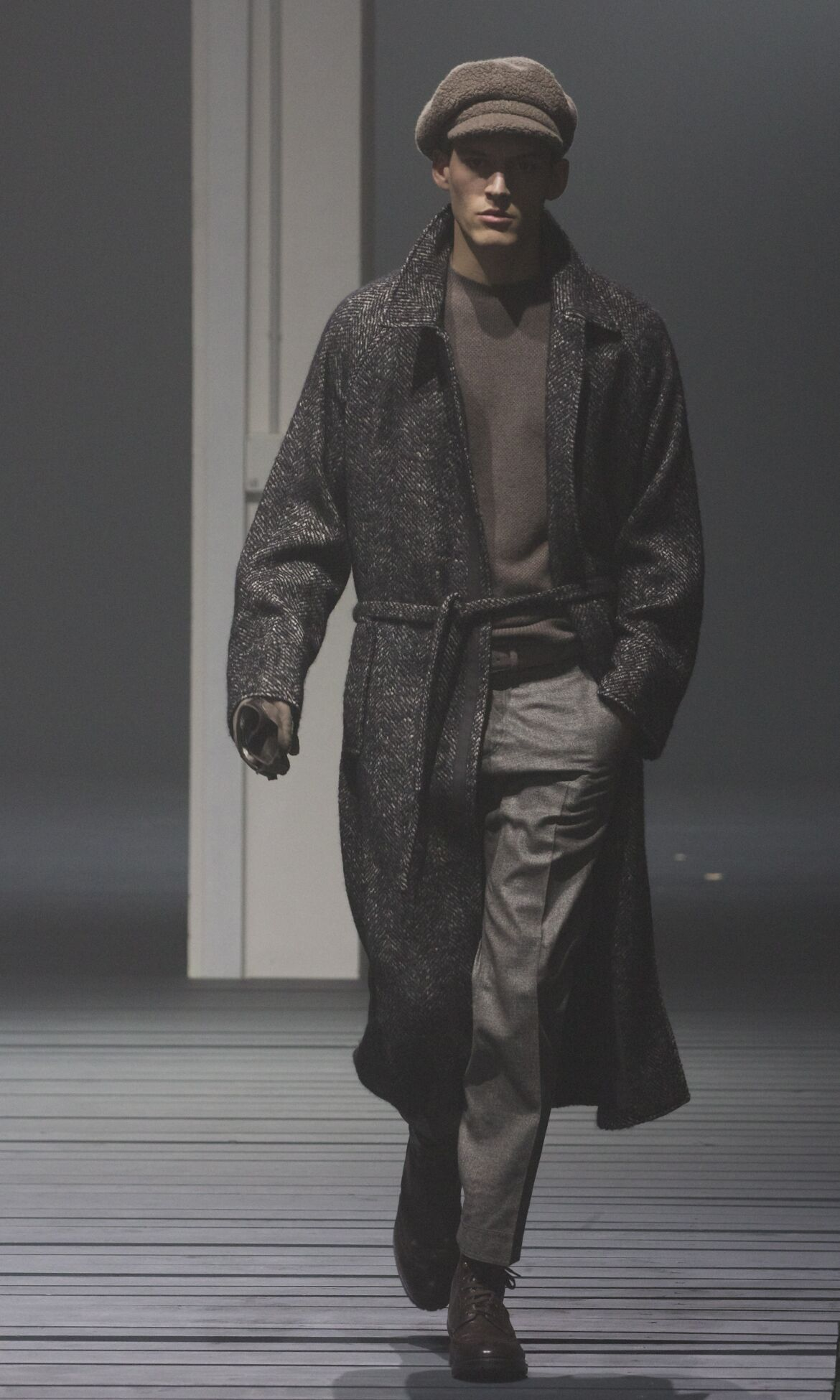 Corneliani Milano Fashion Week Menswear