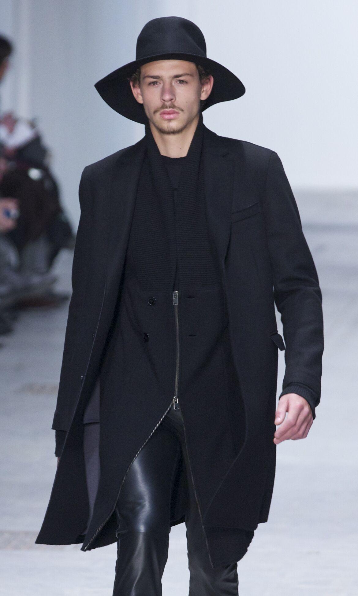 Costume National Man Milan Fashion Week