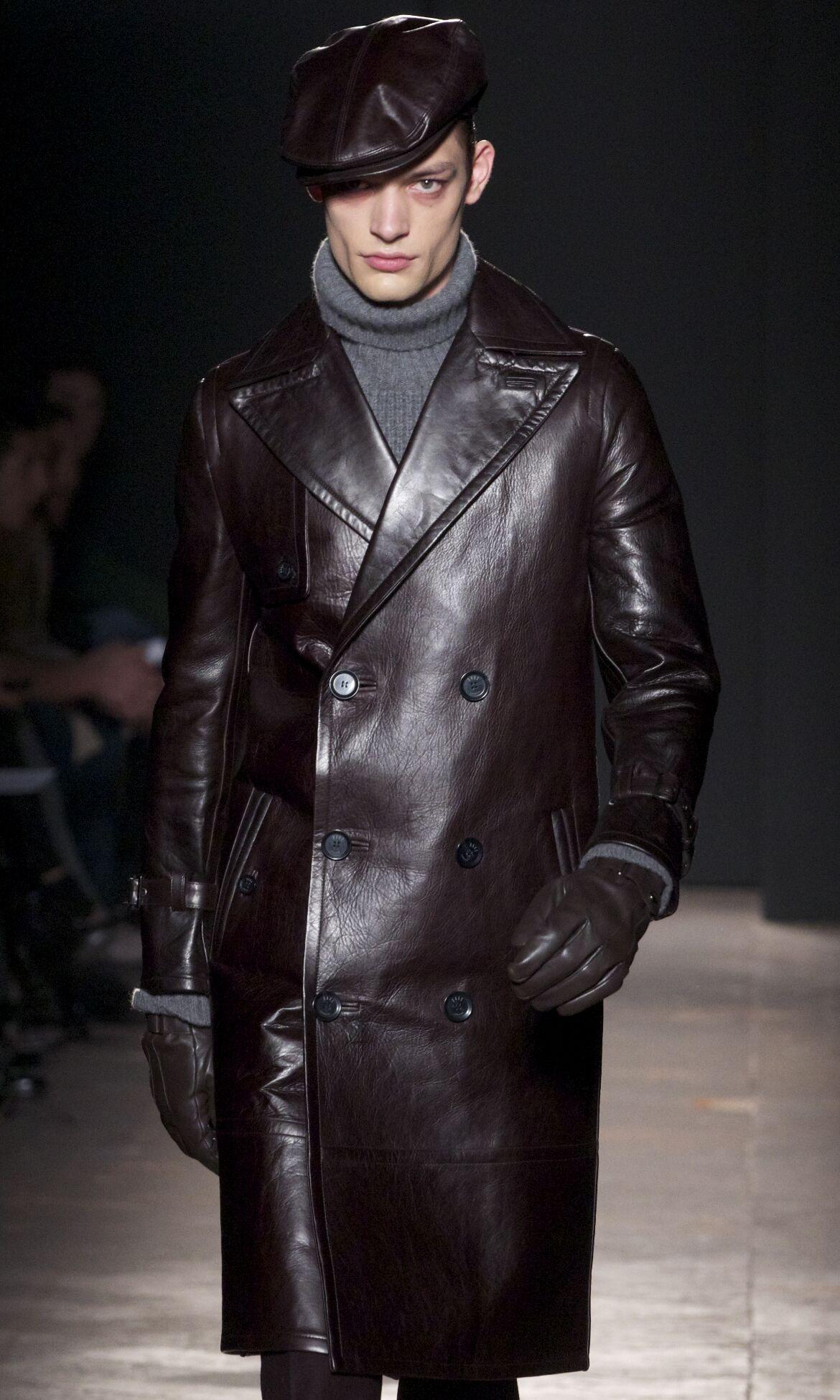 Daks Fall Winter 2013 14 Men Collection Milan Fashion Week Fashion Show