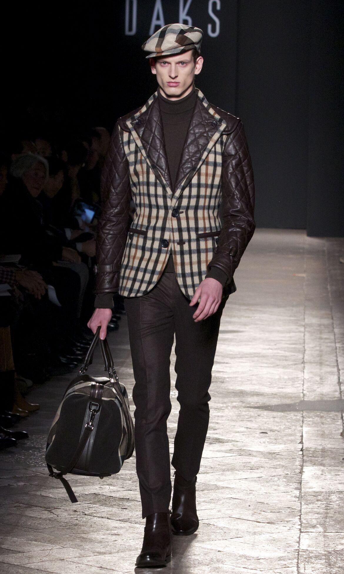 Daks Fashion Model